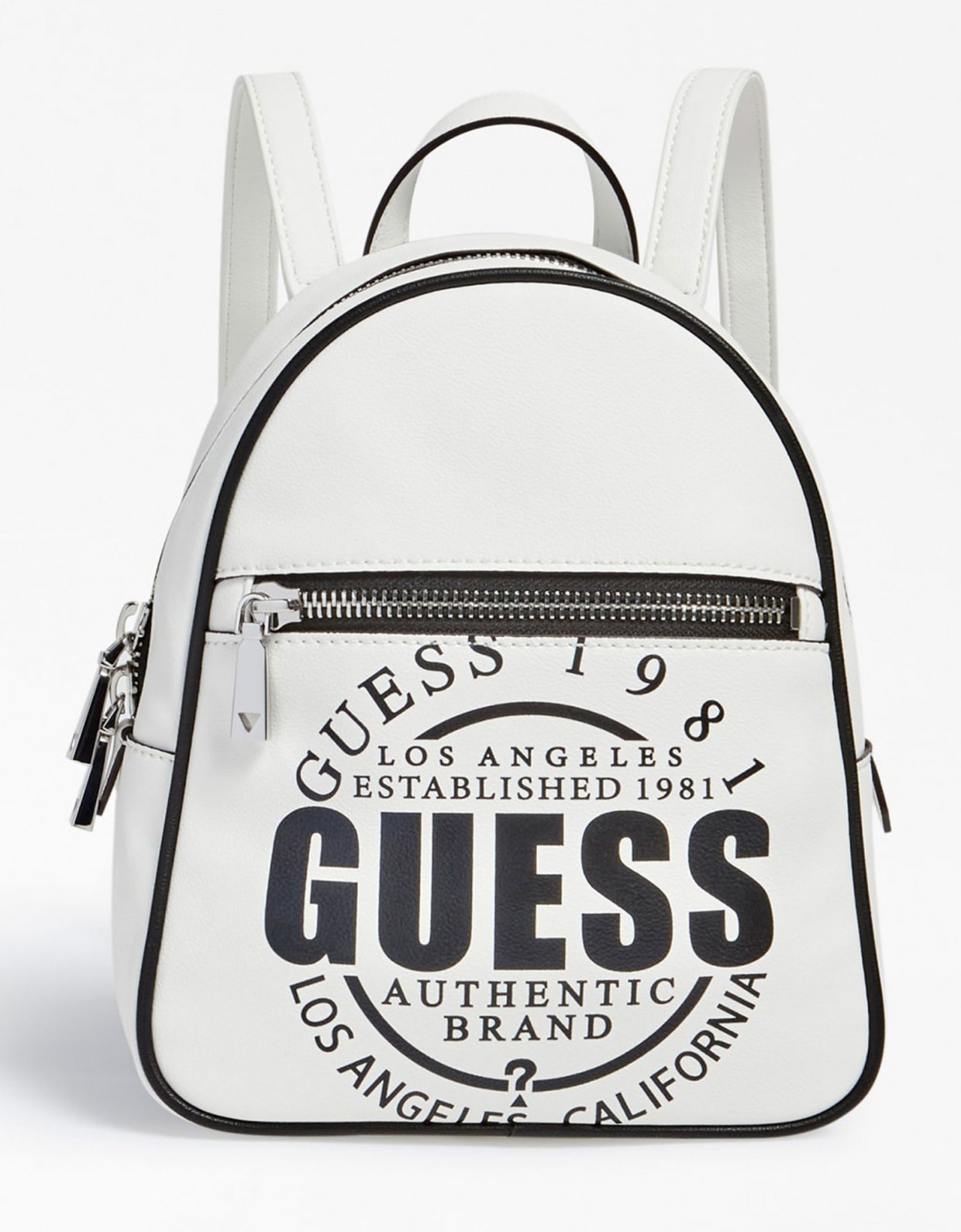 Guess Kalipso backpack white multi