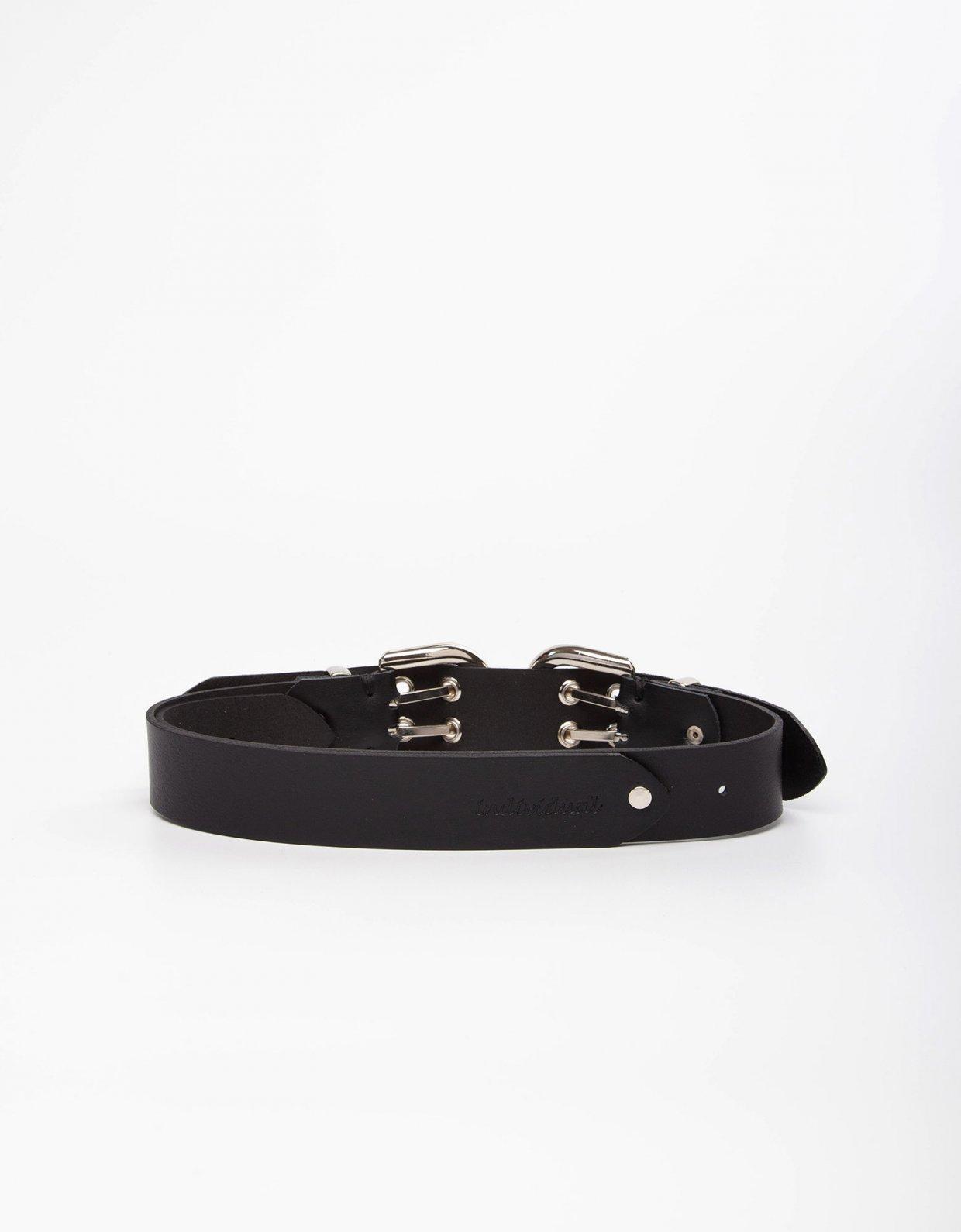 Individual Art Leather Calma black belt