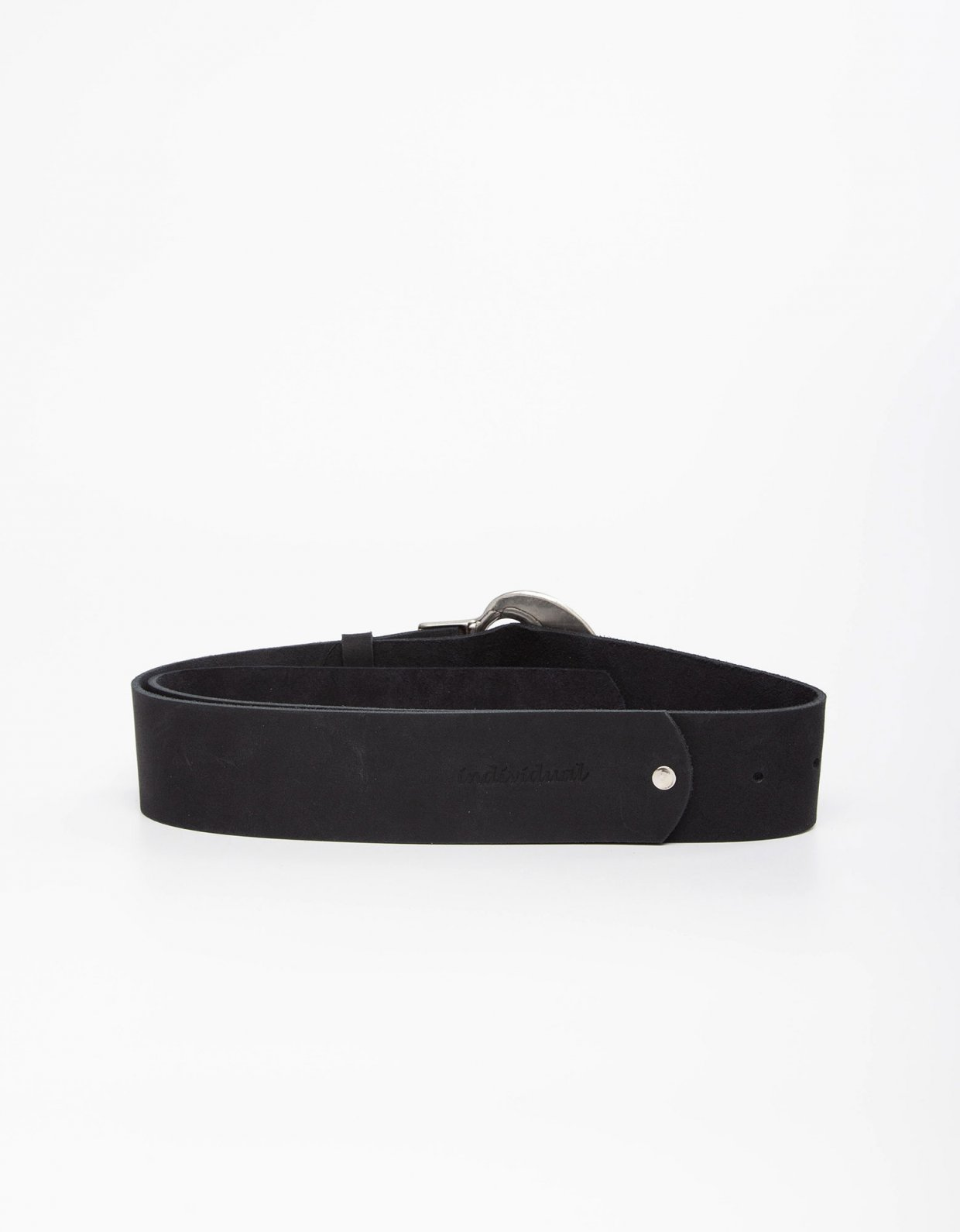 Individual Art Leather Darling black belt