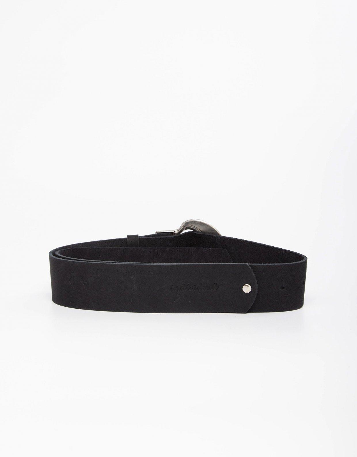 Individual Art Leather Darling black belt