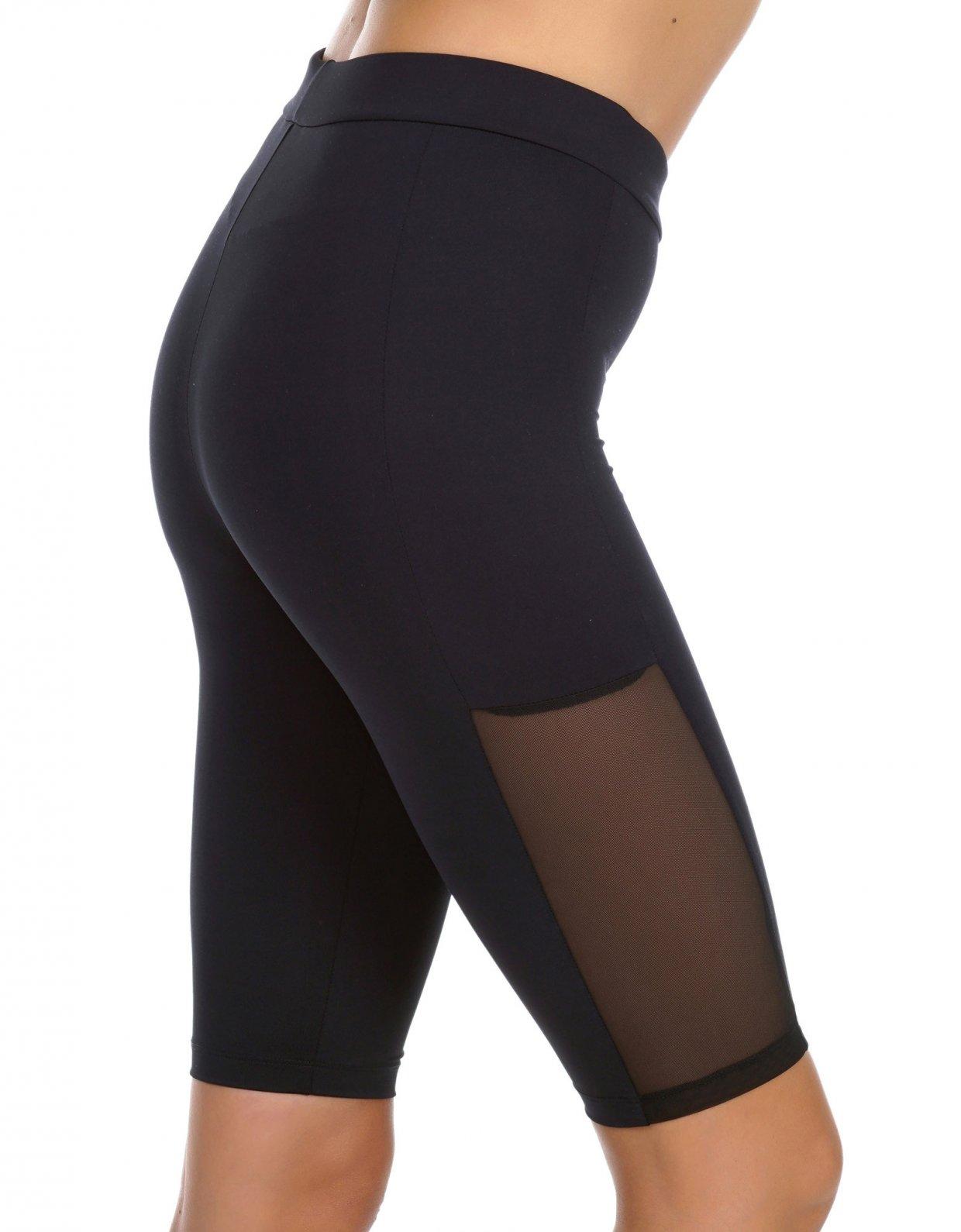 Kendall + Kylie Biker short leggings