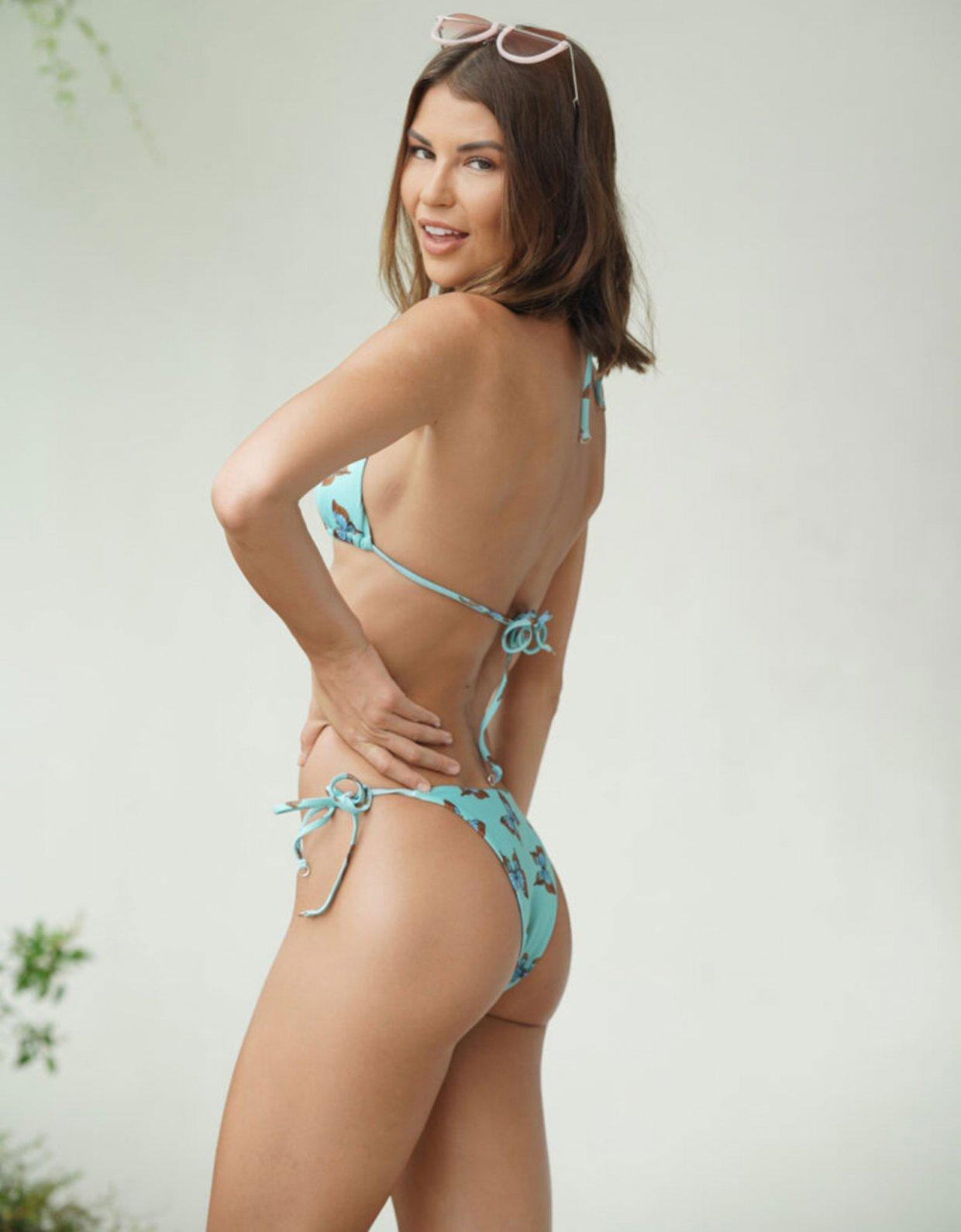 Lookseri swimwear Leticia butterfly bikini