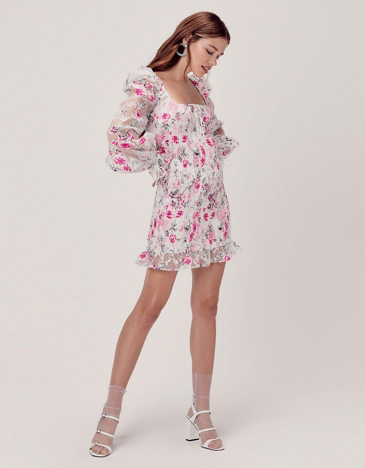 For love & lemons Lovell dress