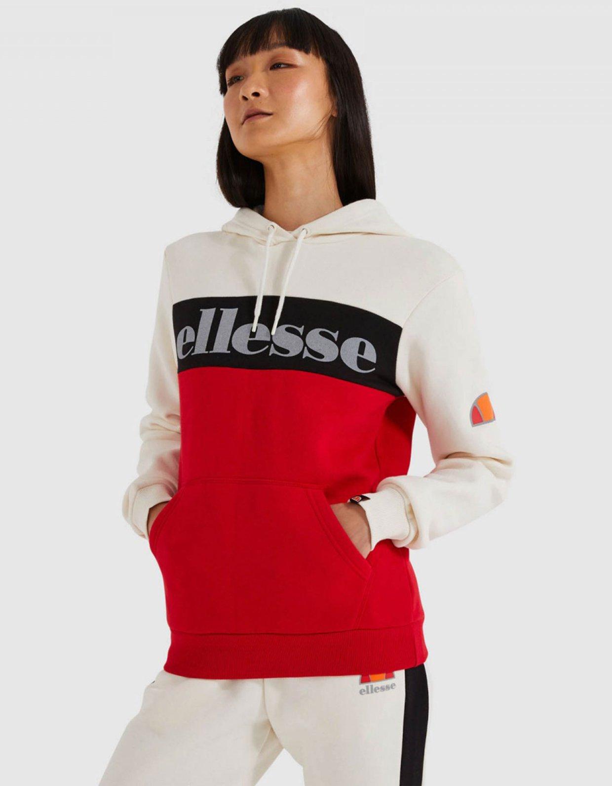 Ellesse Malgo oh hoody off-white