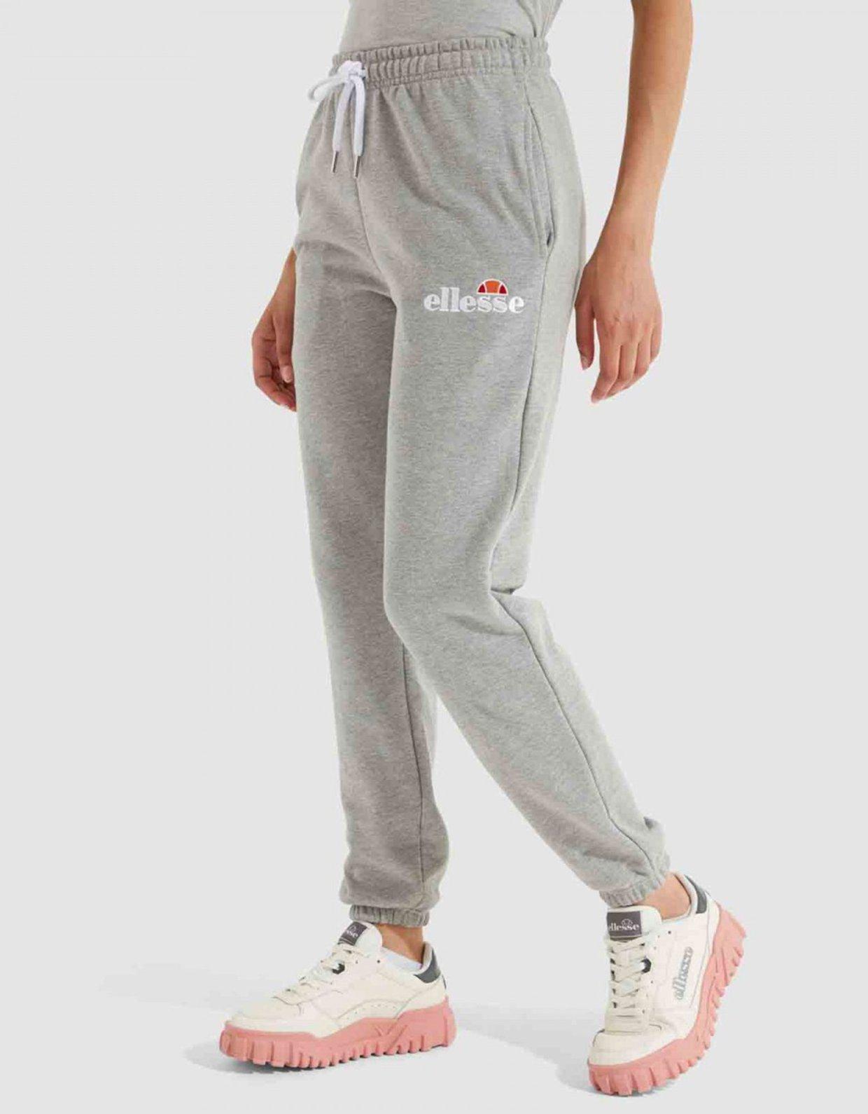 Ellesse Noora jog pants grey marl