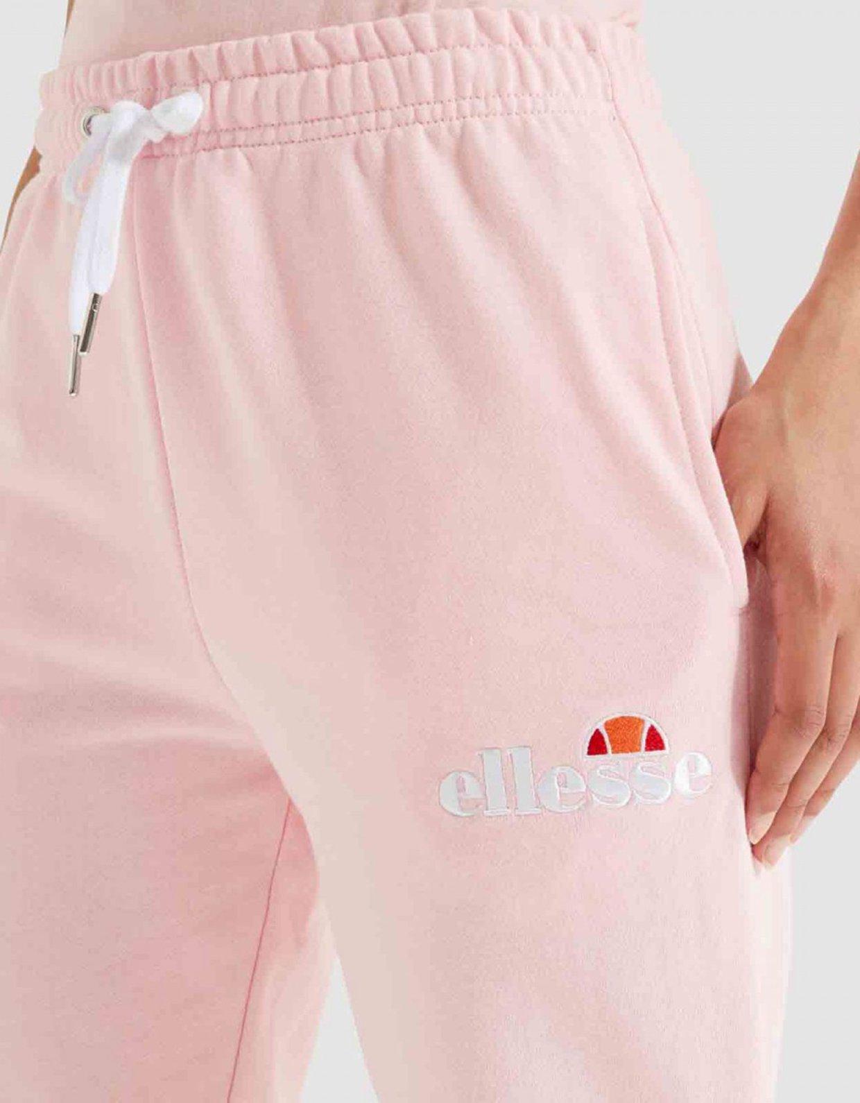 Ellesse Noora jog pants light pink
