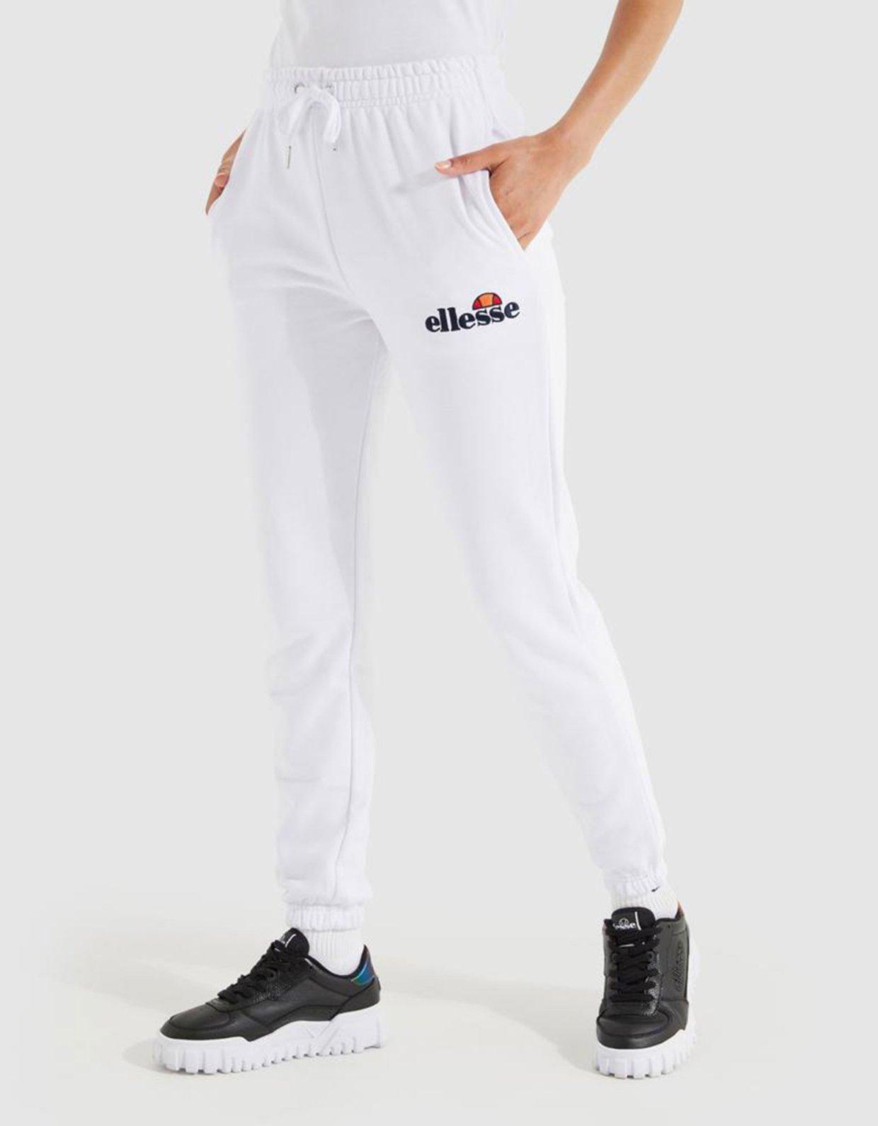 Ellesse Noora jog pants white