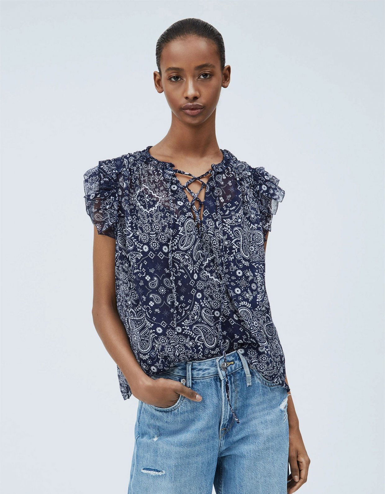 Pepe Jeans Letizias blouse