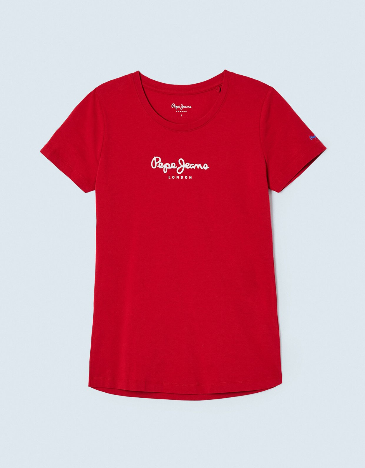 Pepe Jeans New Virginia t-shirt winter red