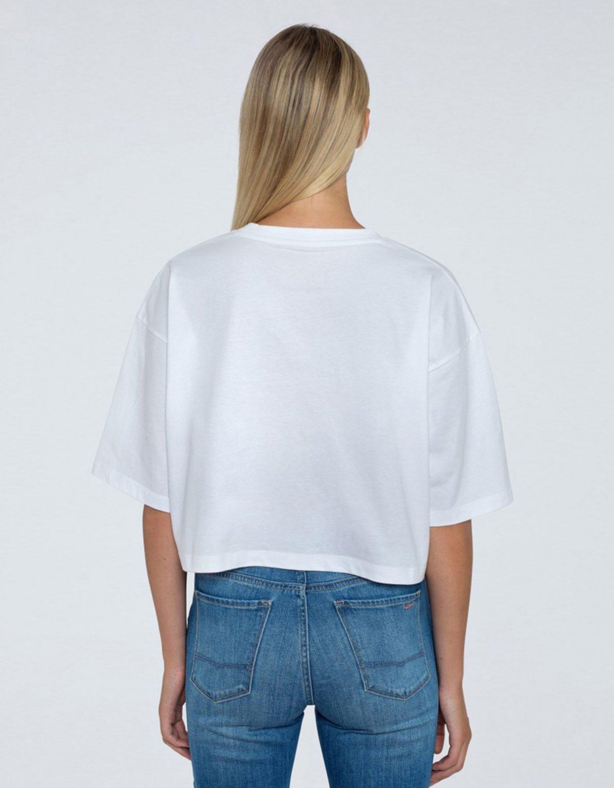 PEPE JEANS Miriam t-shirt white