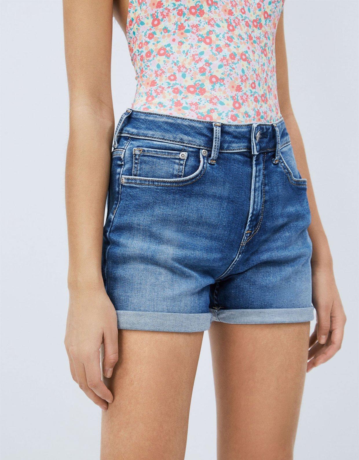 Pepe Jeans Mary denim shorts