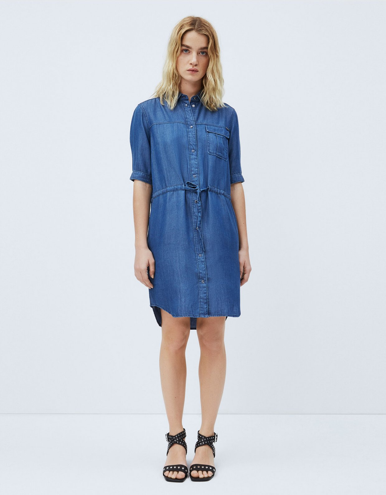 Pepe Jeans Glaze dress