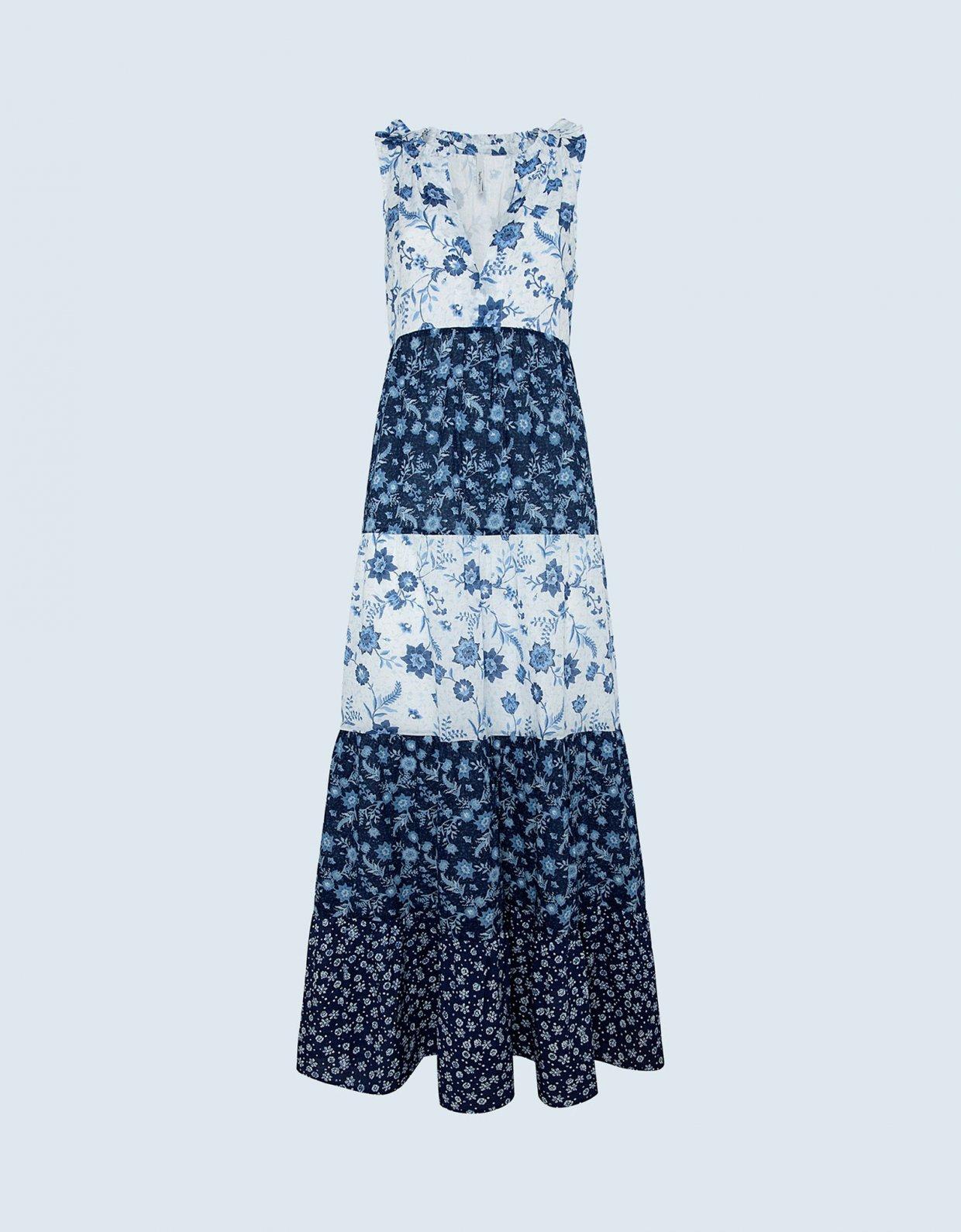 Pepe Jeans Mariolas maxi dress
