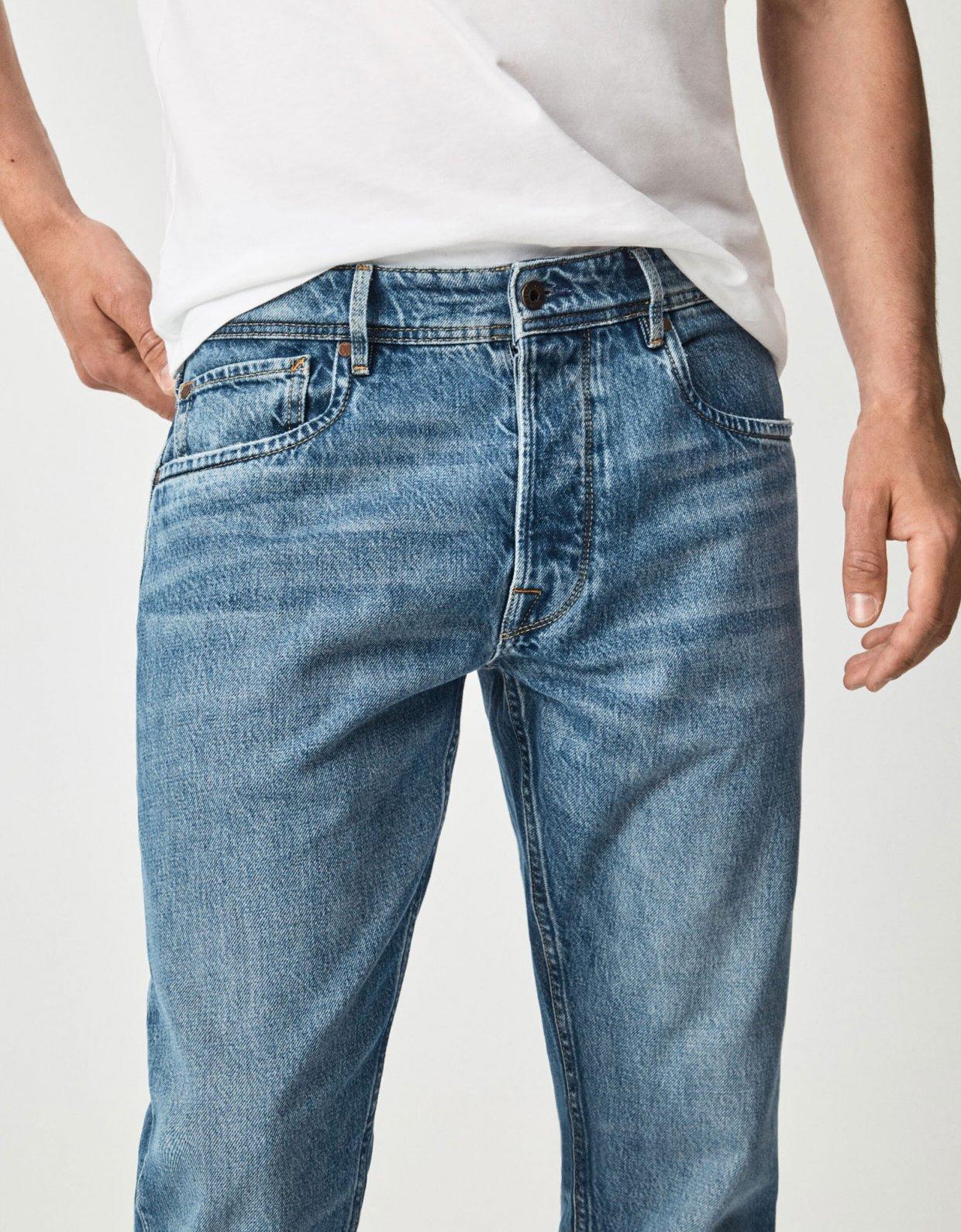 Pepe Jeans Callen crop jeans