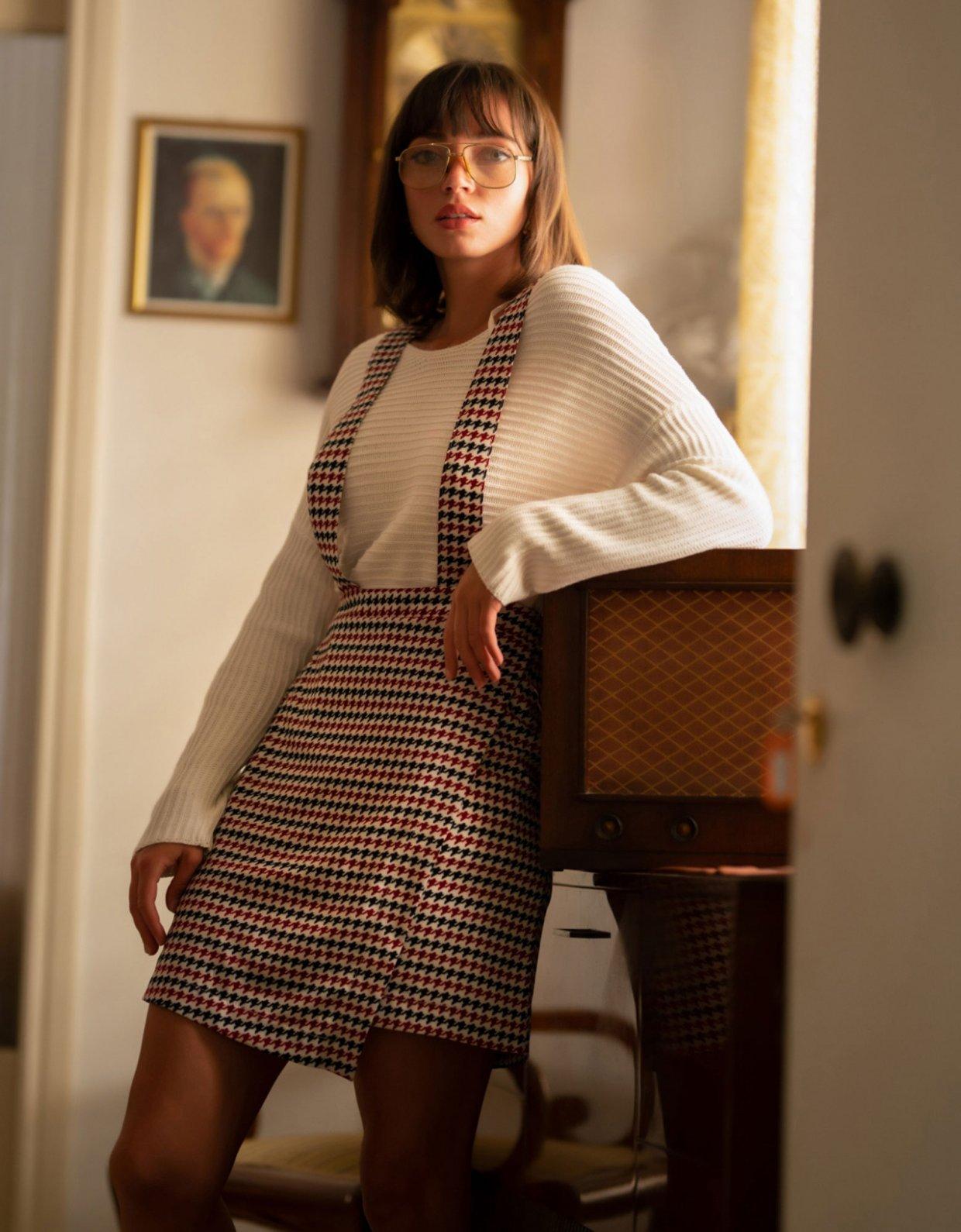 ABSTRACTO Lindsay dress