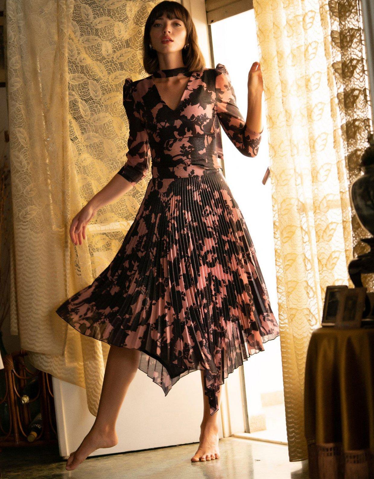 ABSTRACTO Angelina  skirt