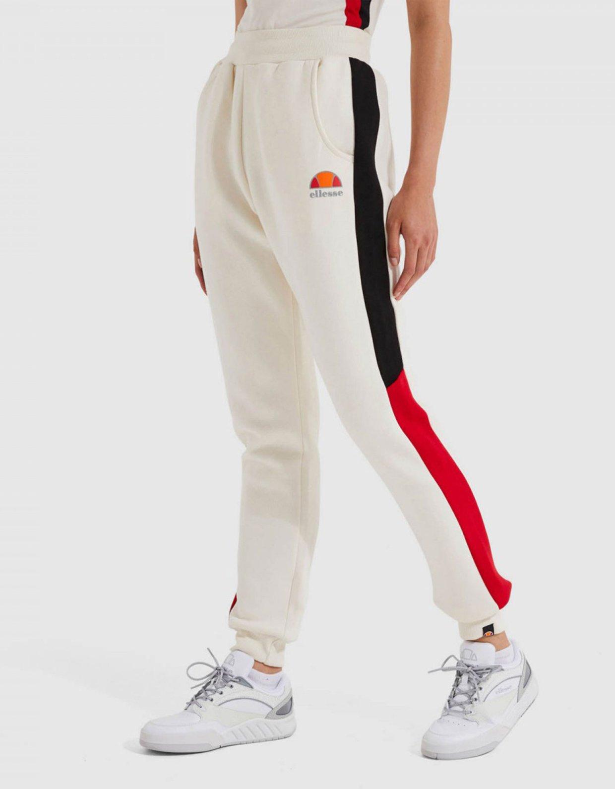Ellesse Rolli jog pants off-white