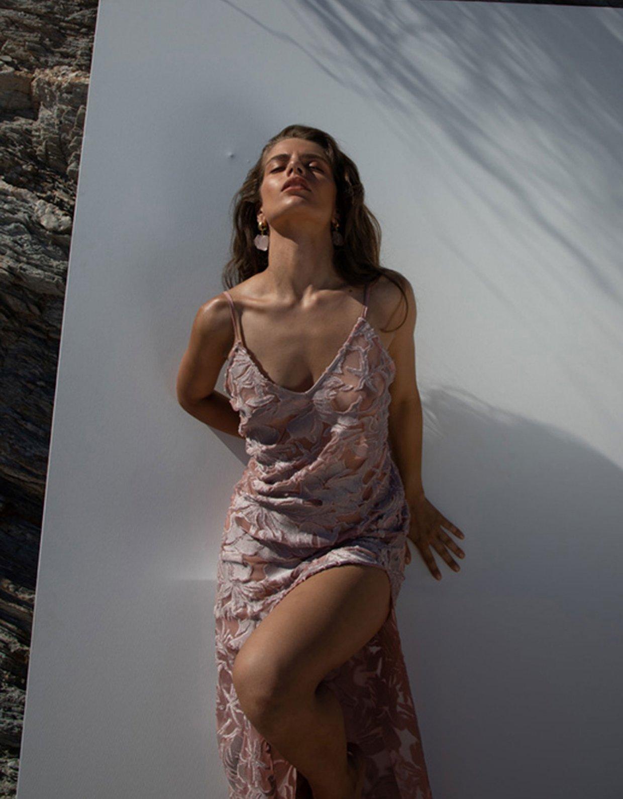 Nidodileda Sonnet dress