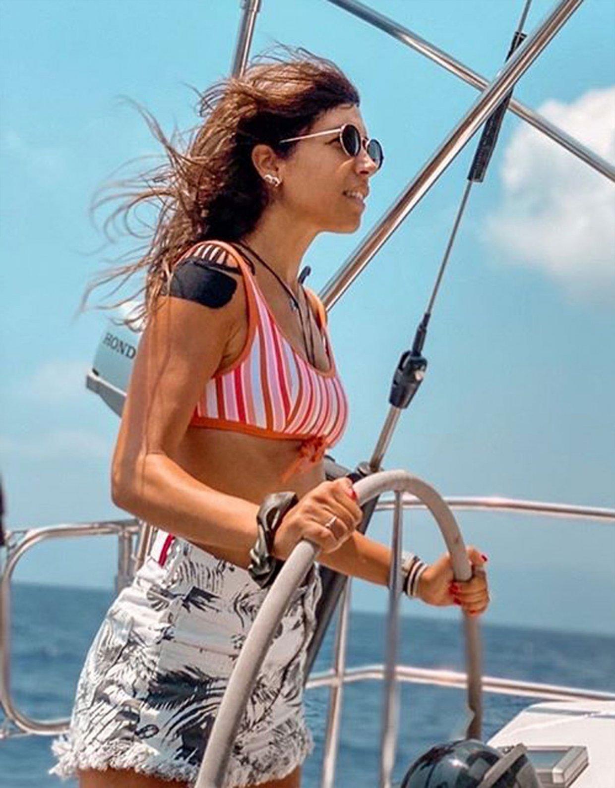 Salt & Pepper Sienna S/W Ipanema denim shorts