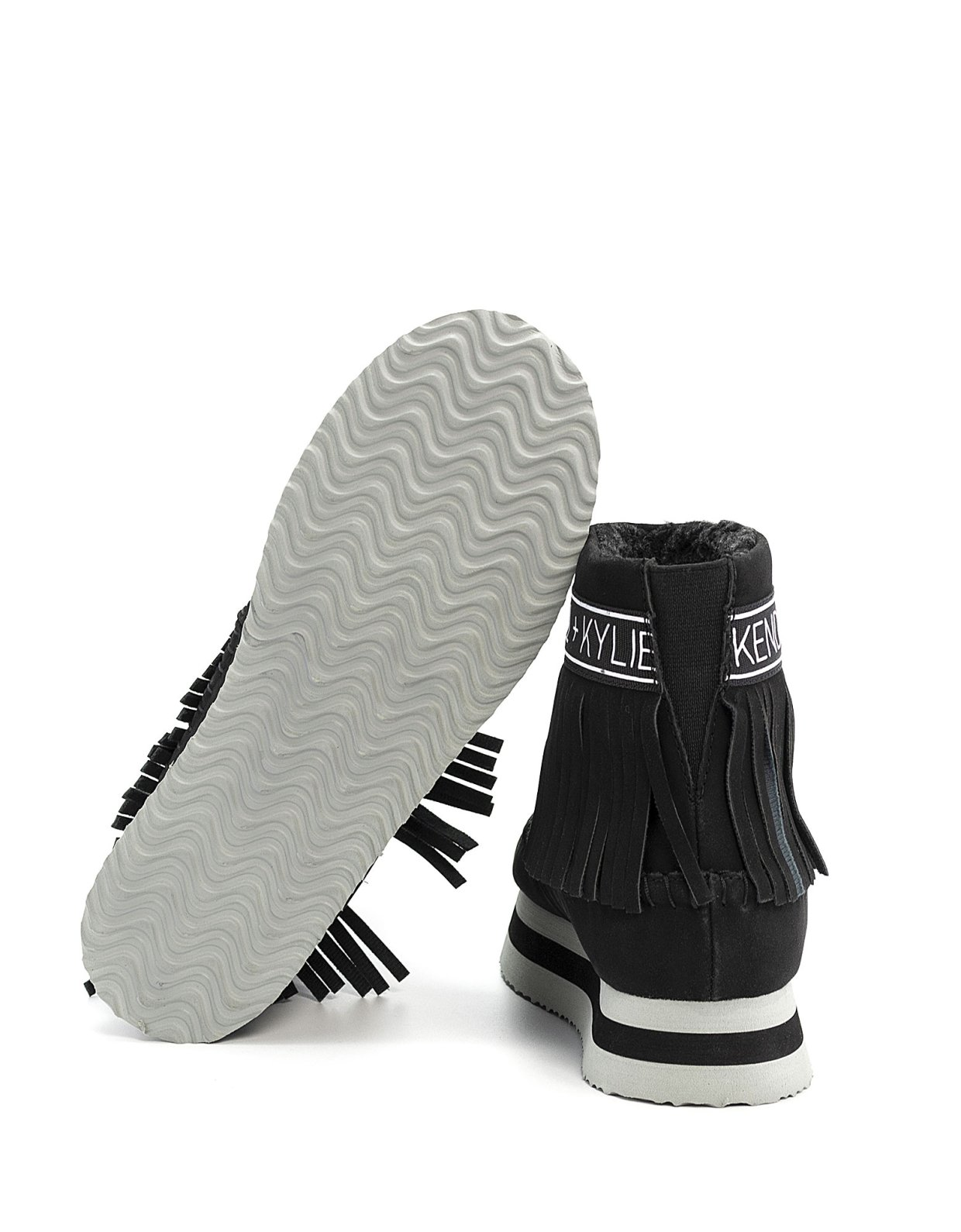 Kendall + Kylie Sirena shoes black