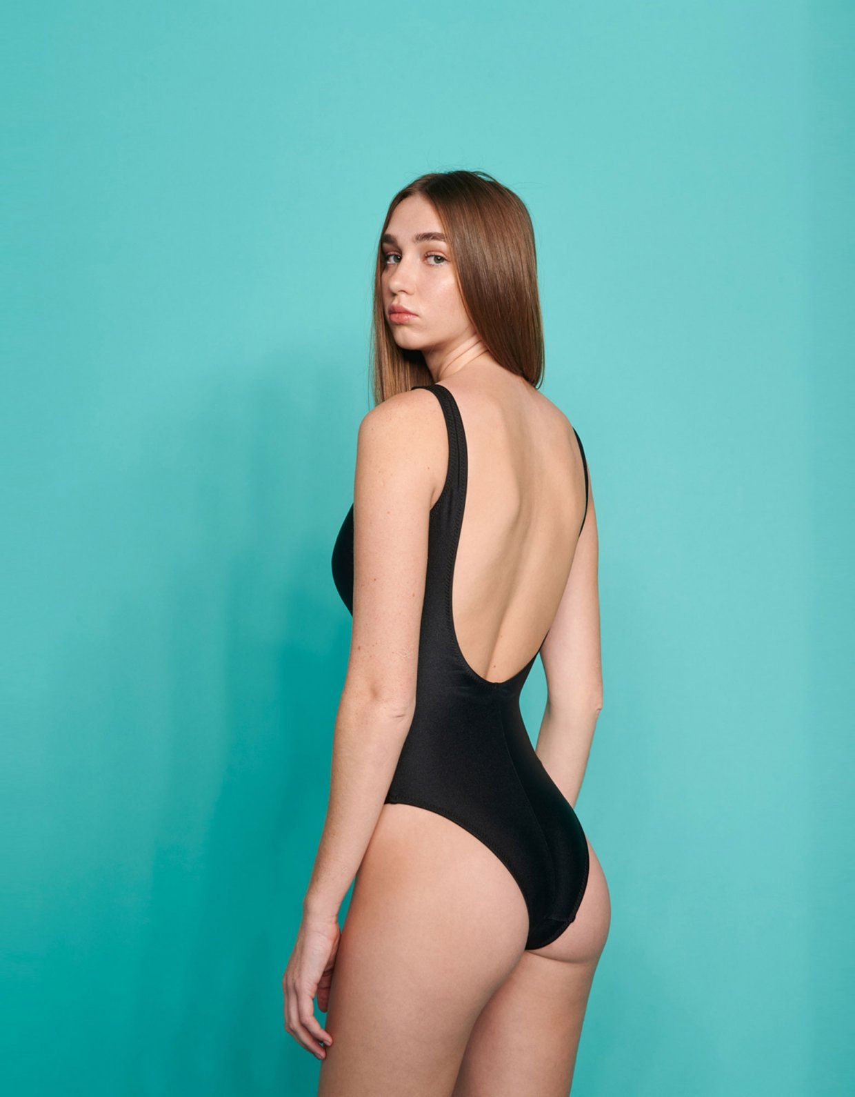 Sunset go Veronica swimsuit black