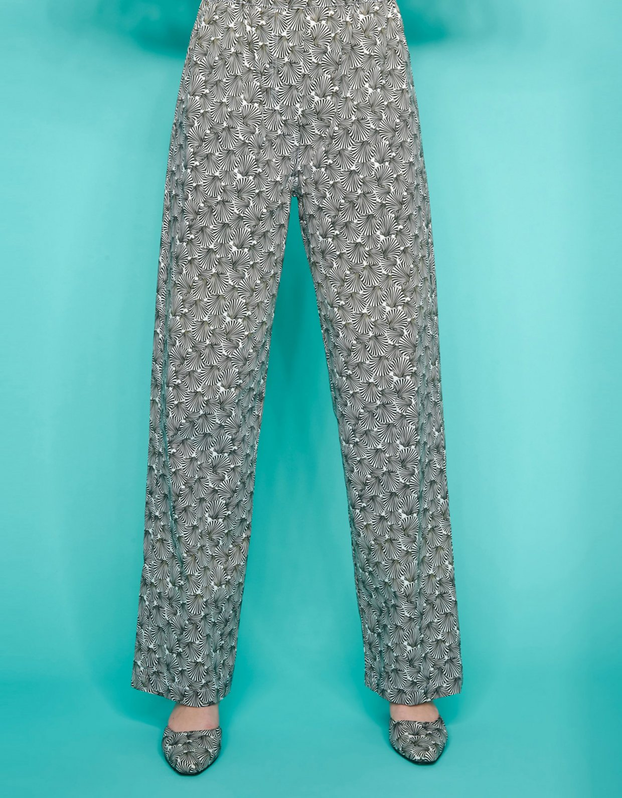 Sunset go Day off pants shell
