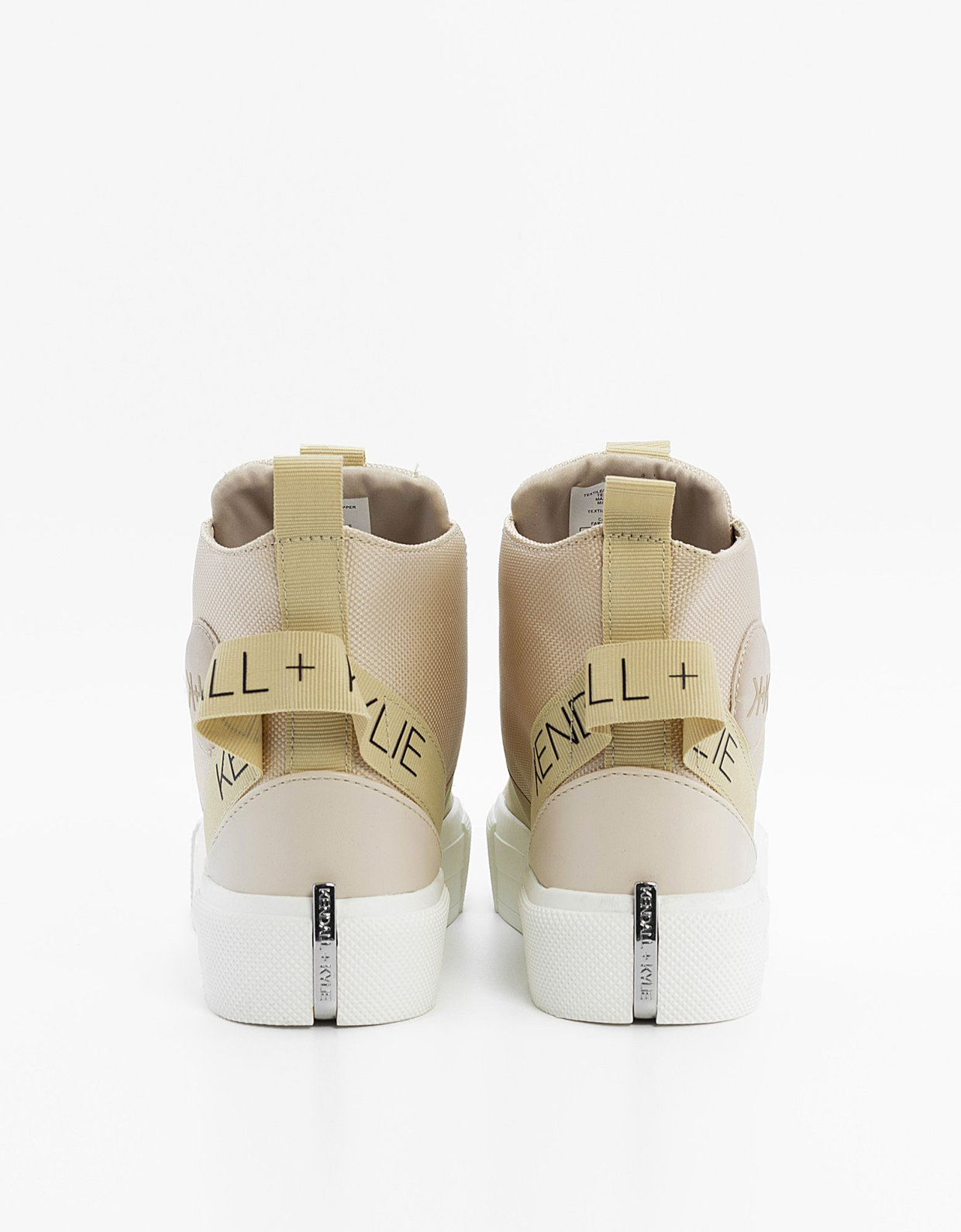 Kendall + Kylie Tamar shoes nude