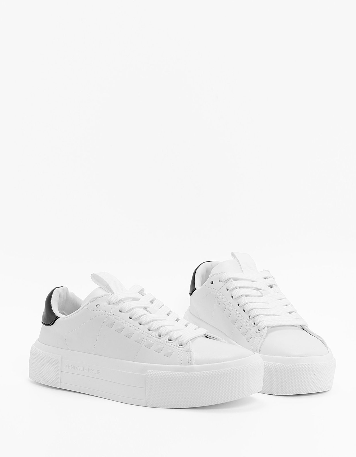 Kendall + Kylie Taren shoes white