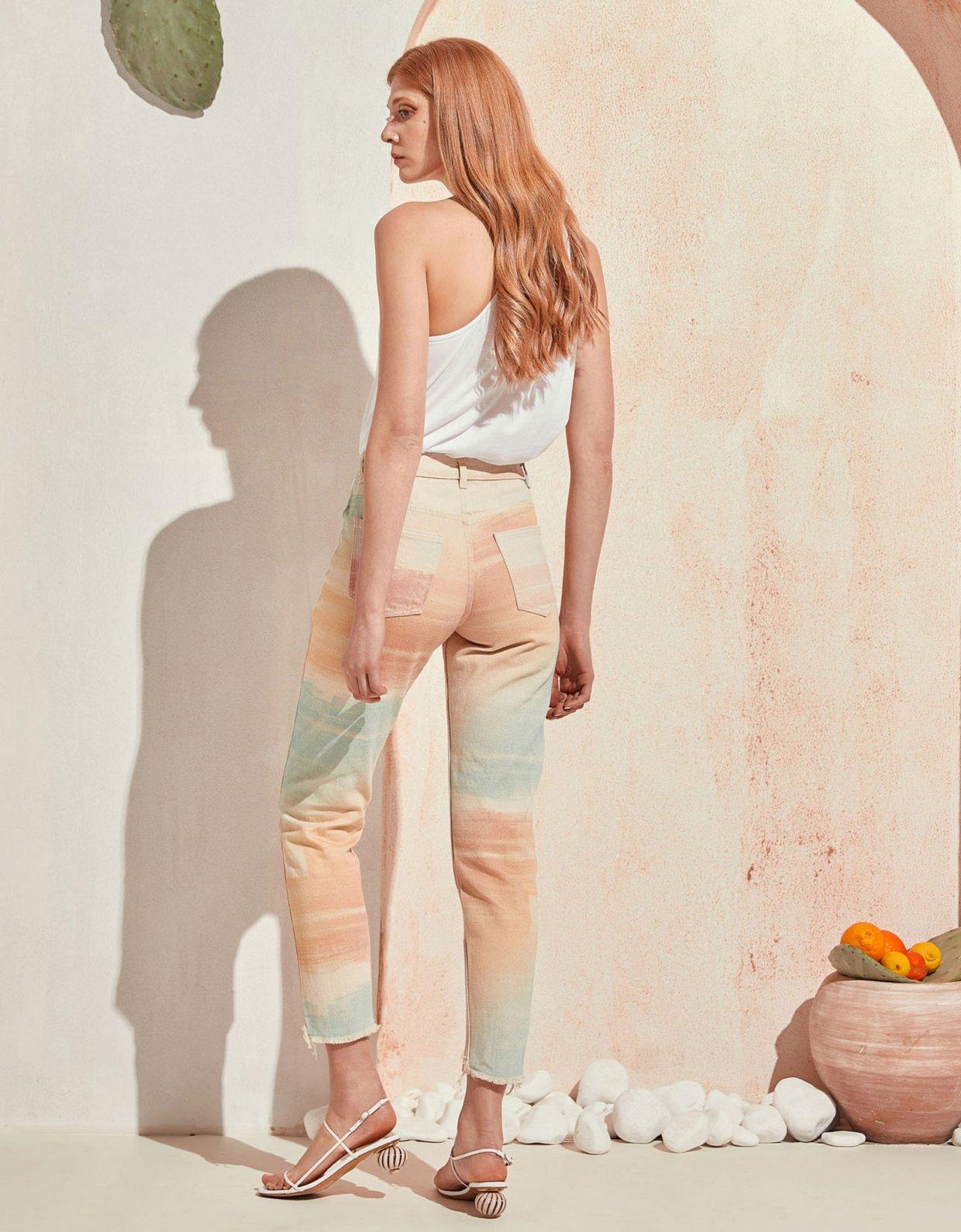The Knl's Burst jeans sky dye