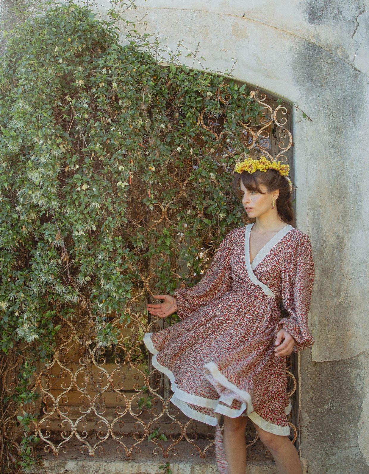 Madame Shoushou Tordes dress