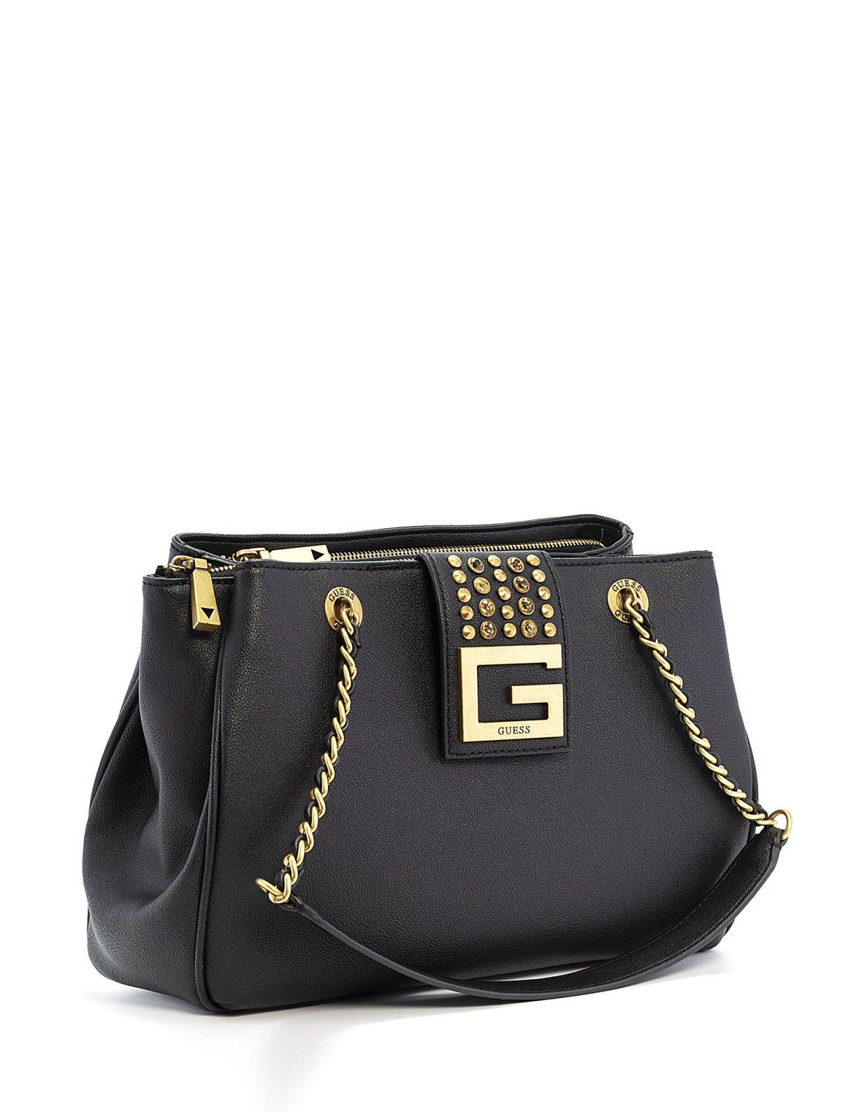 Guess Bling shoulder bag black
