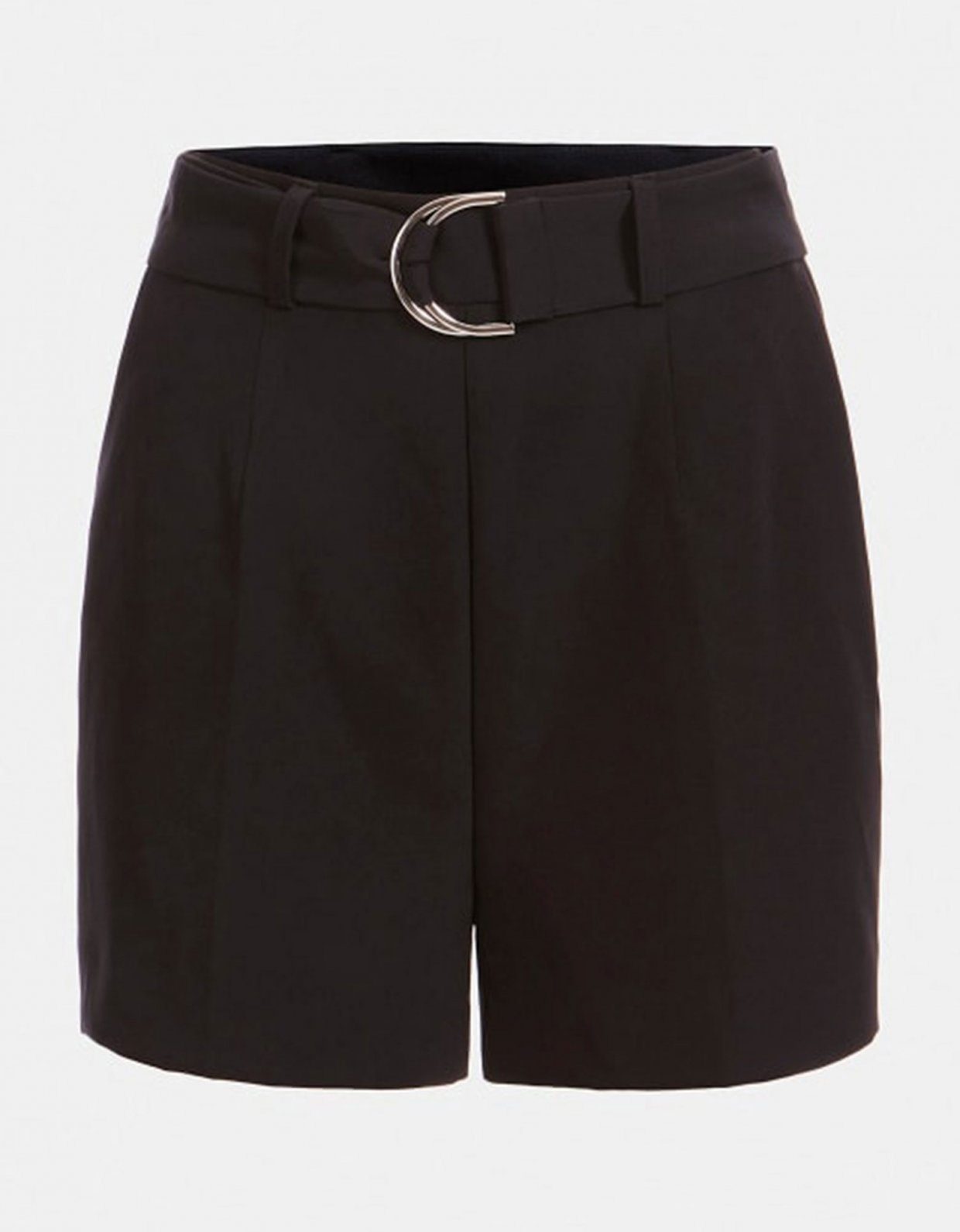 Guess New Suzy belted shorts black
