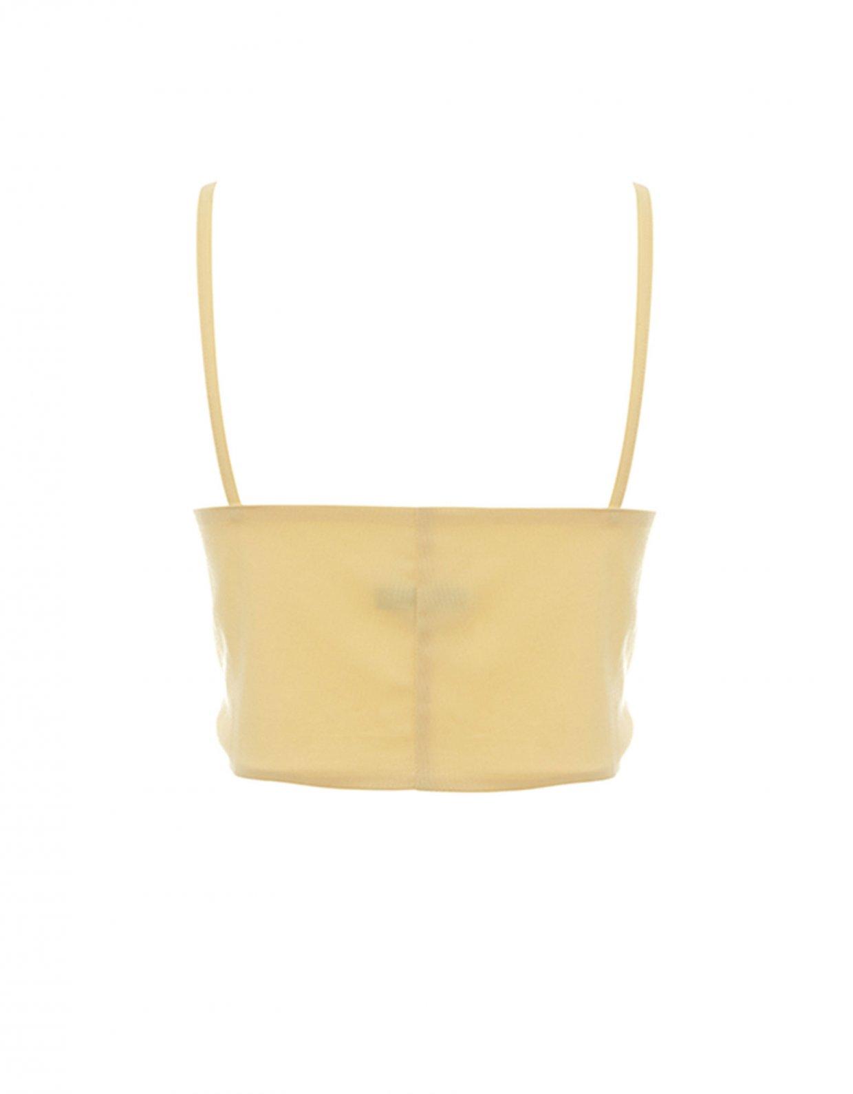 Milk White Yellow top
