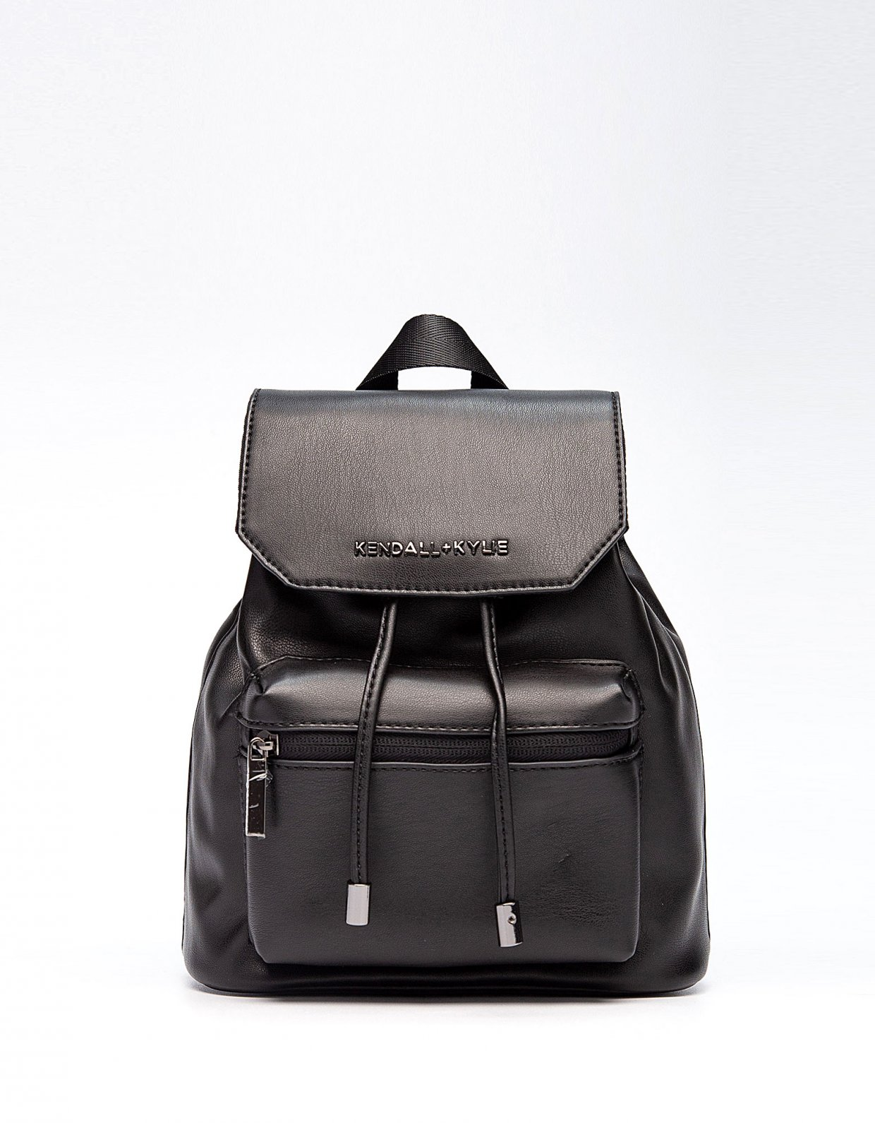 Kendall + Kylie Serena small backpack black