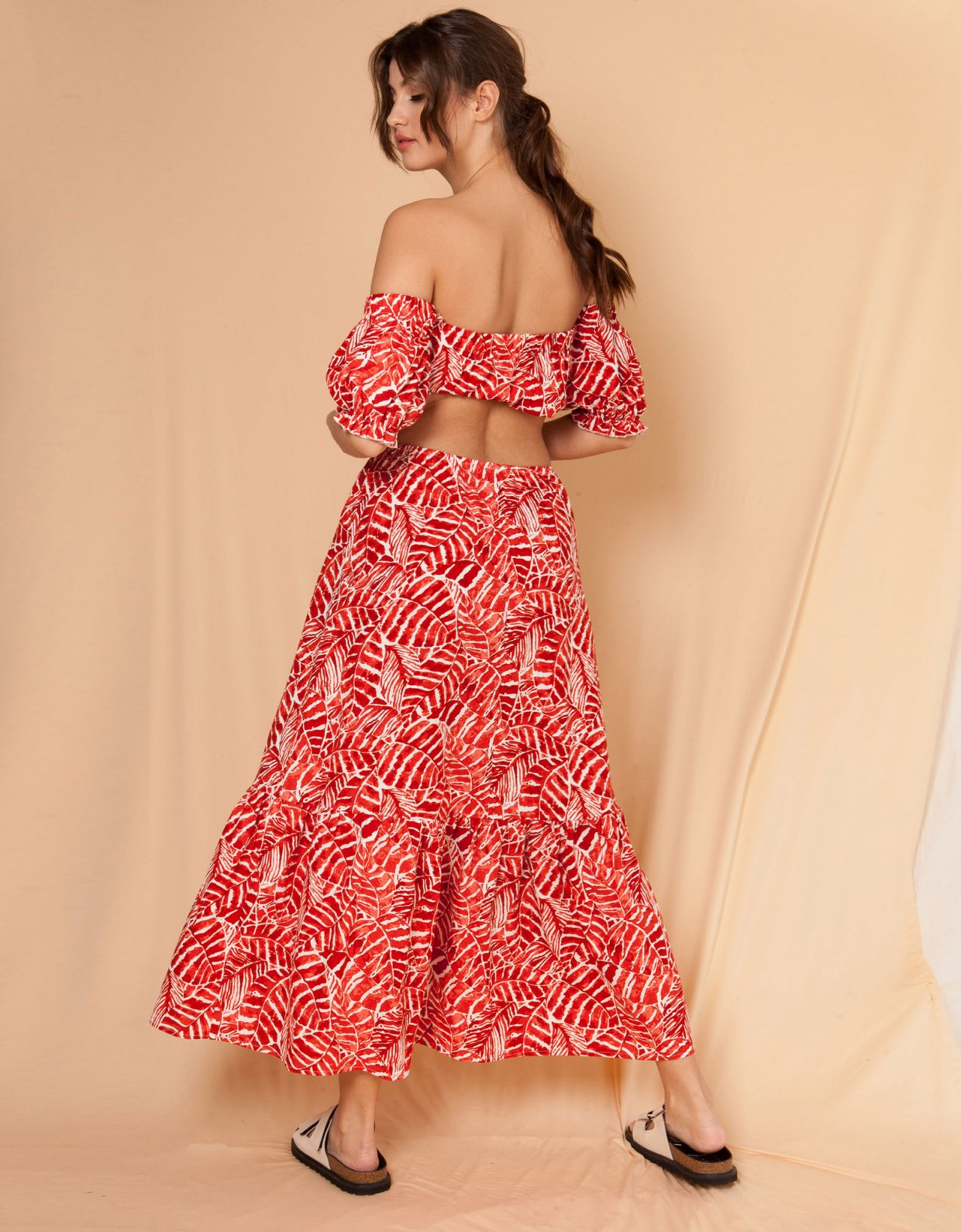 Mallory the label Fragola dress