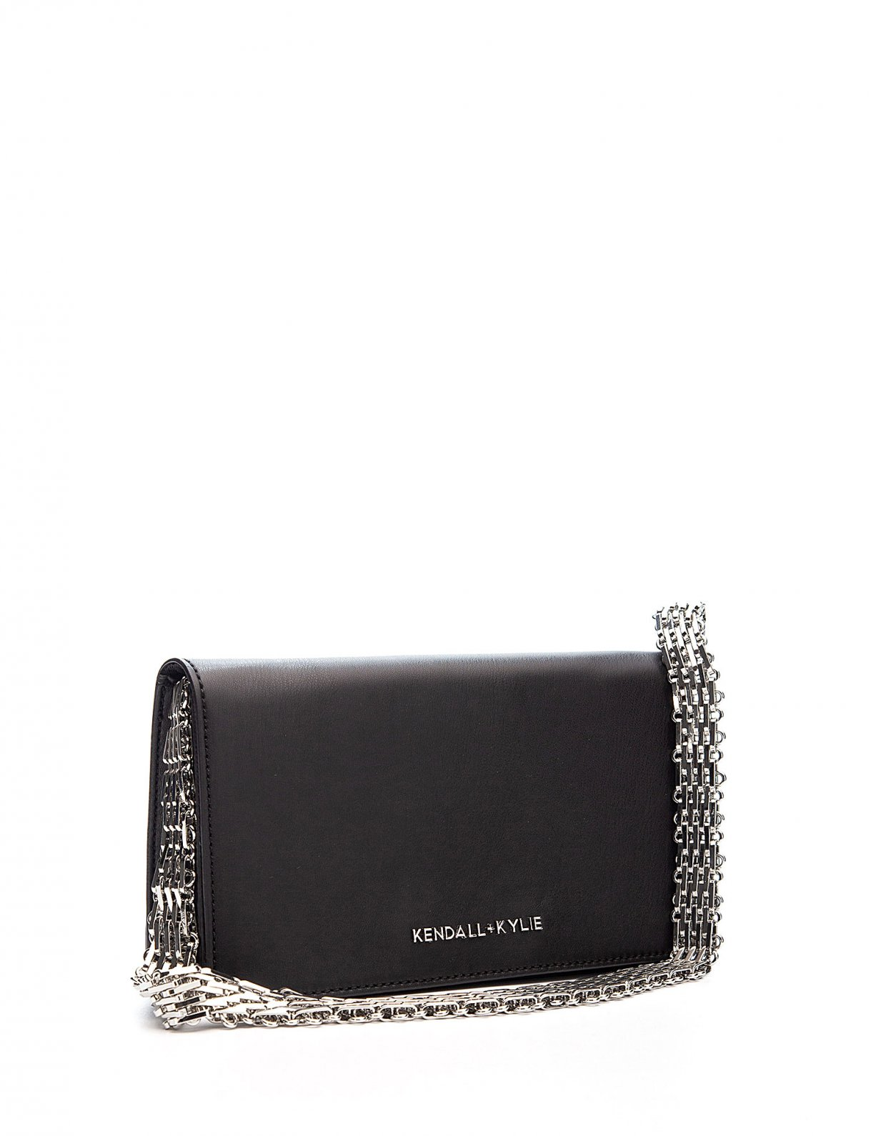 Kendall + Kylie Amanza shoulder bag black