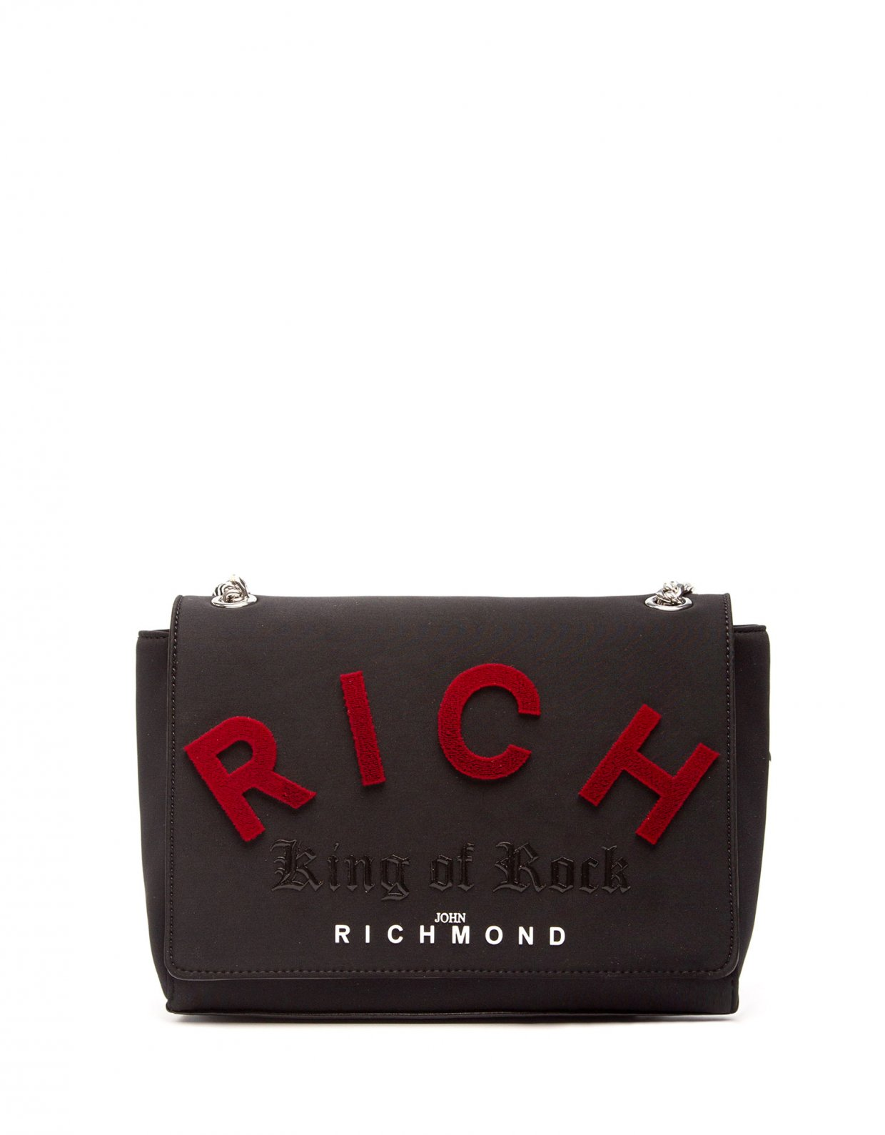John Richmond Shoulder bag medium Bard