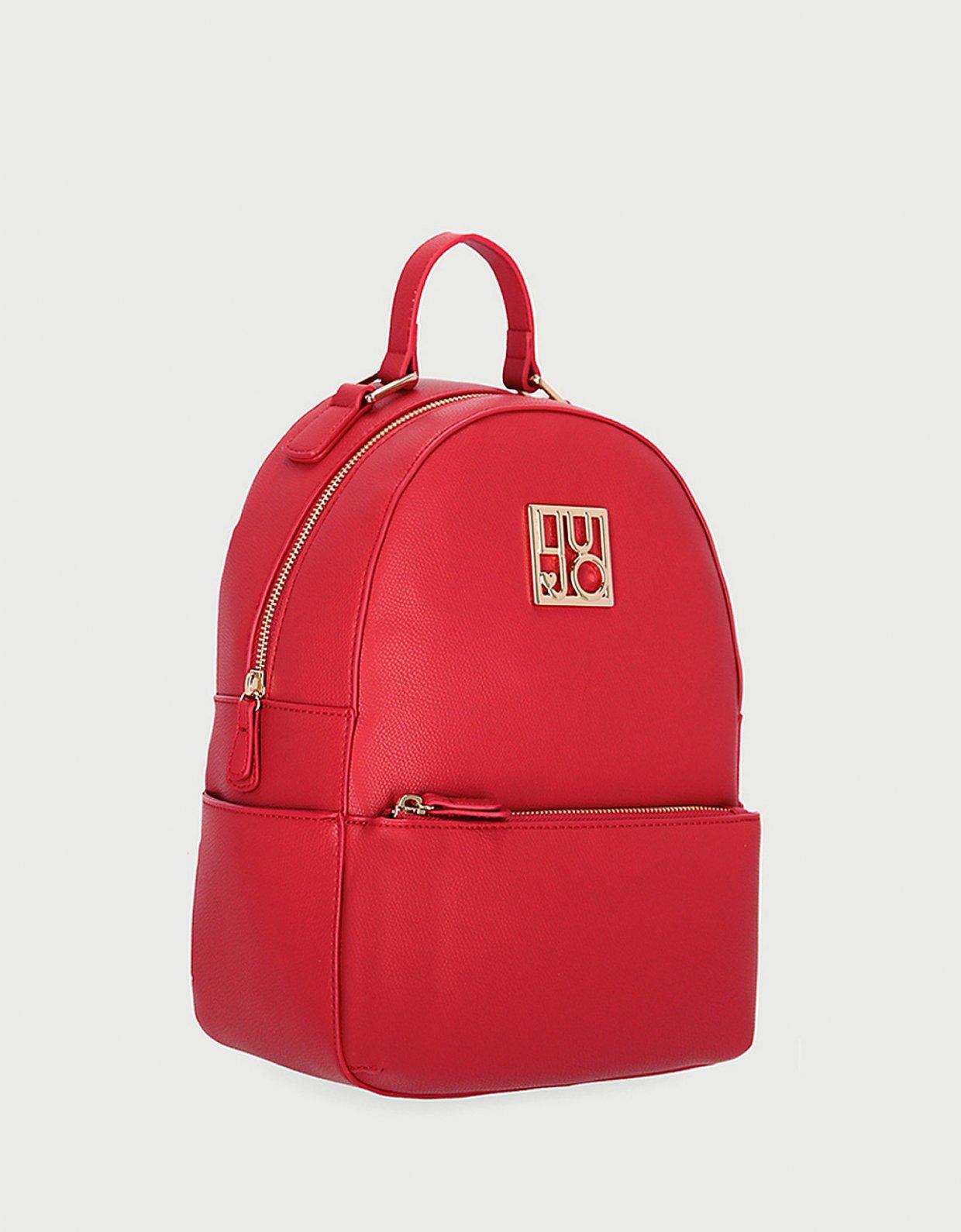 Liu Jo Eco-friendly backpack red