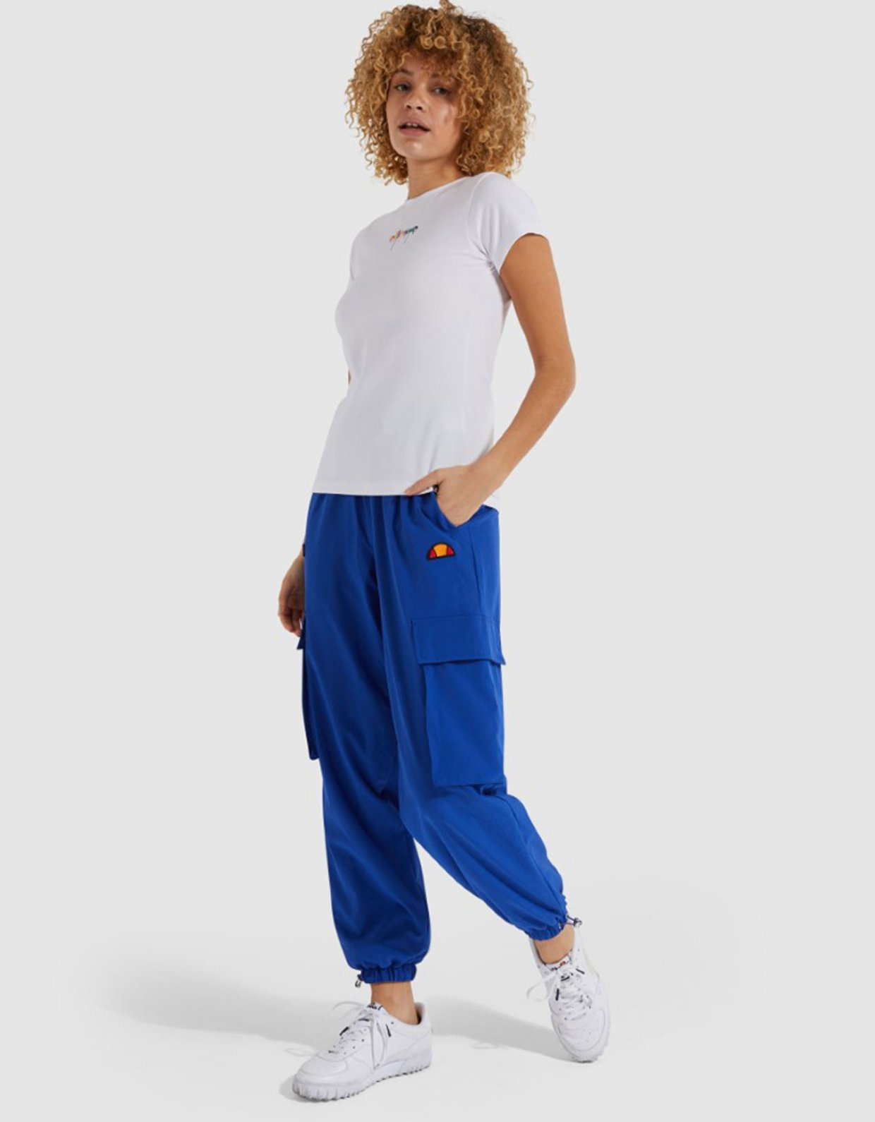 Ellesse Rosana track pants blue