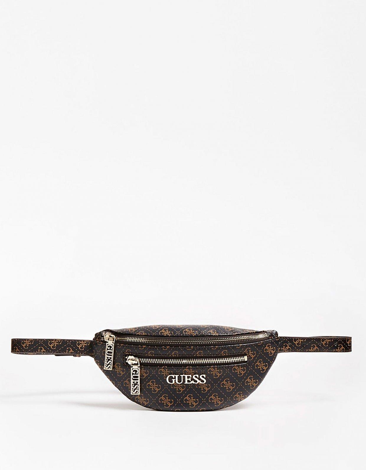 GUESS Manhattan belt bag logo