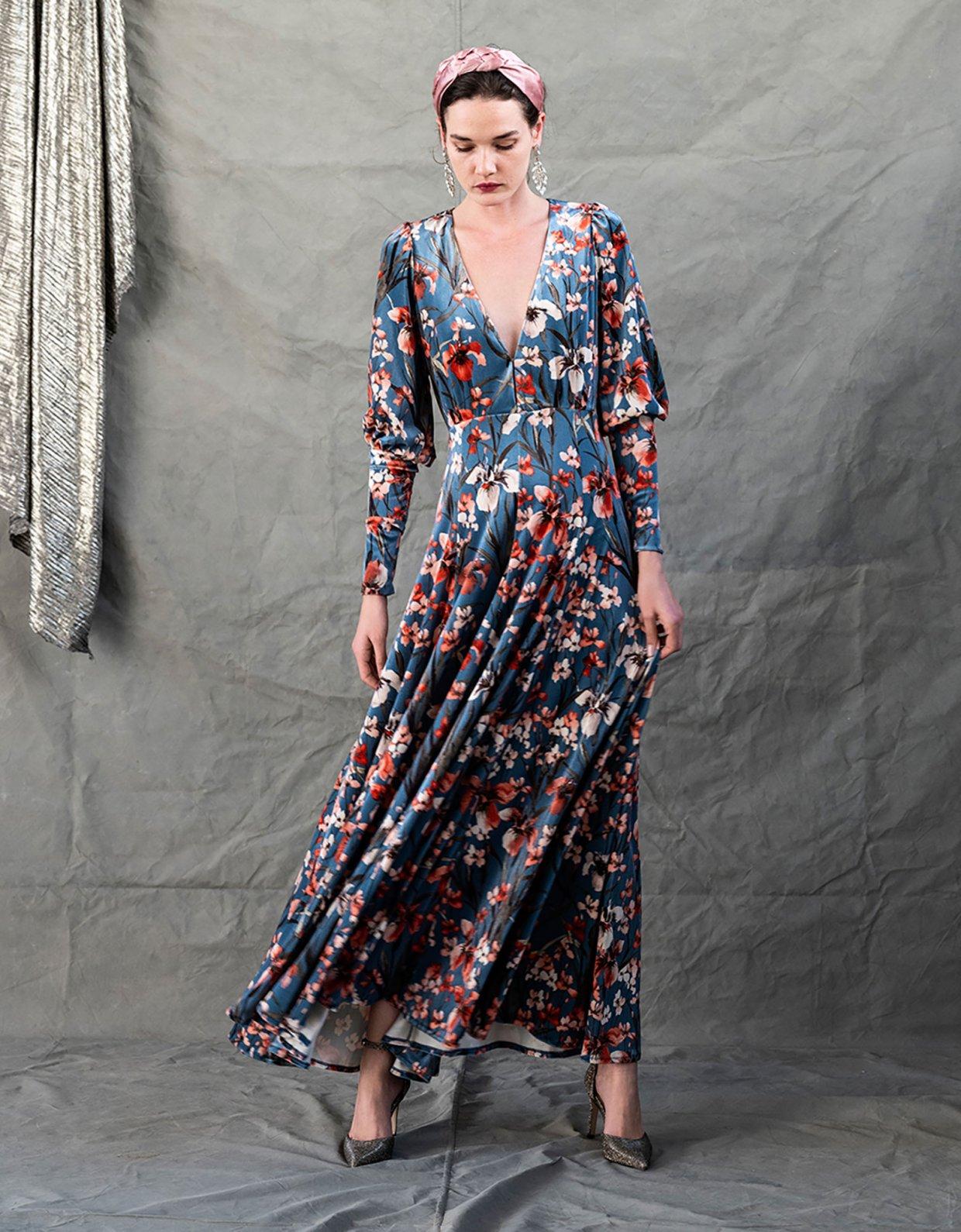 Madame Shoushou Goyau dress