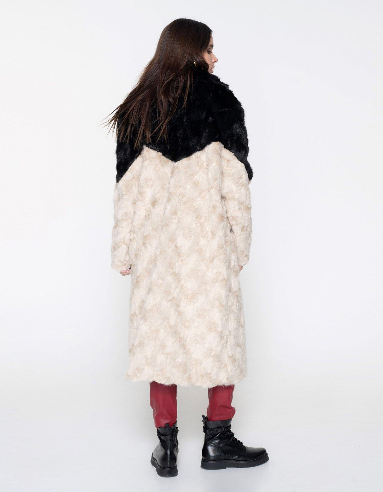 Nadia Rapti Moonwalk fur