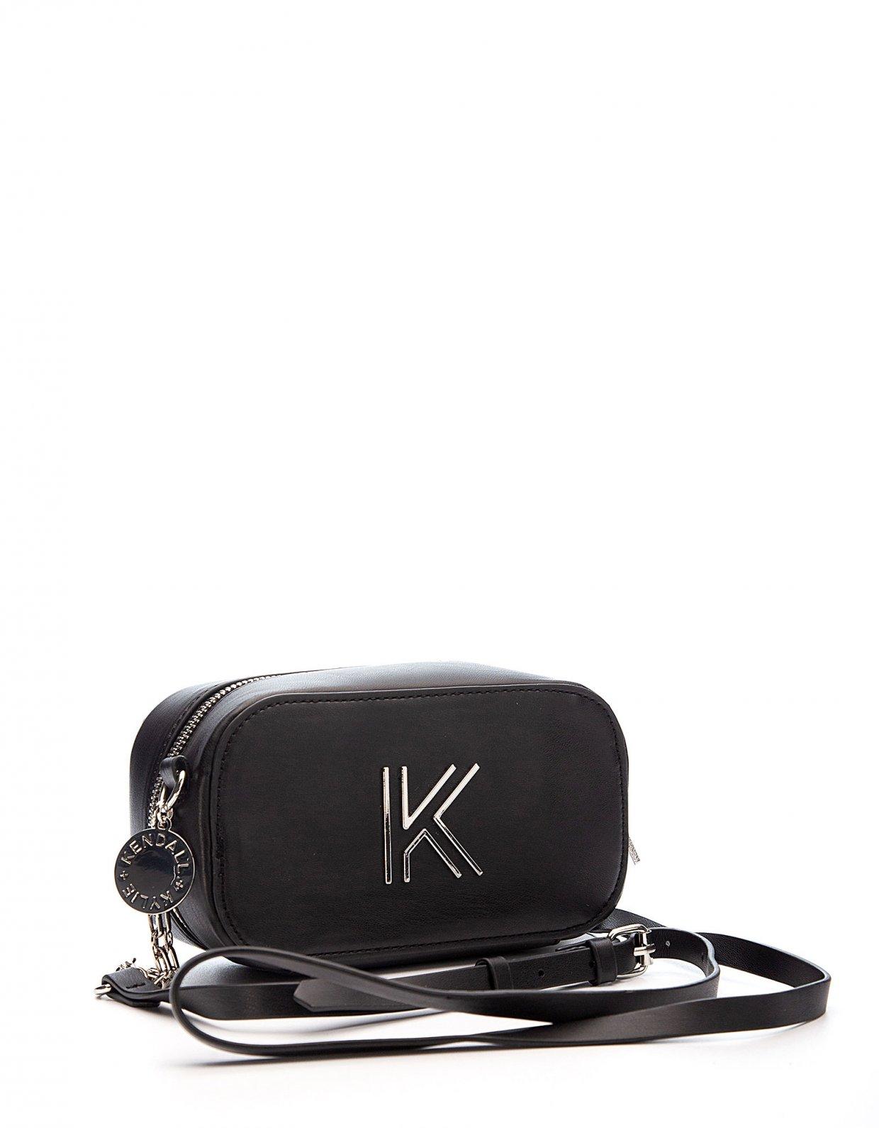 Kendall + Kylie Heather crossbody black