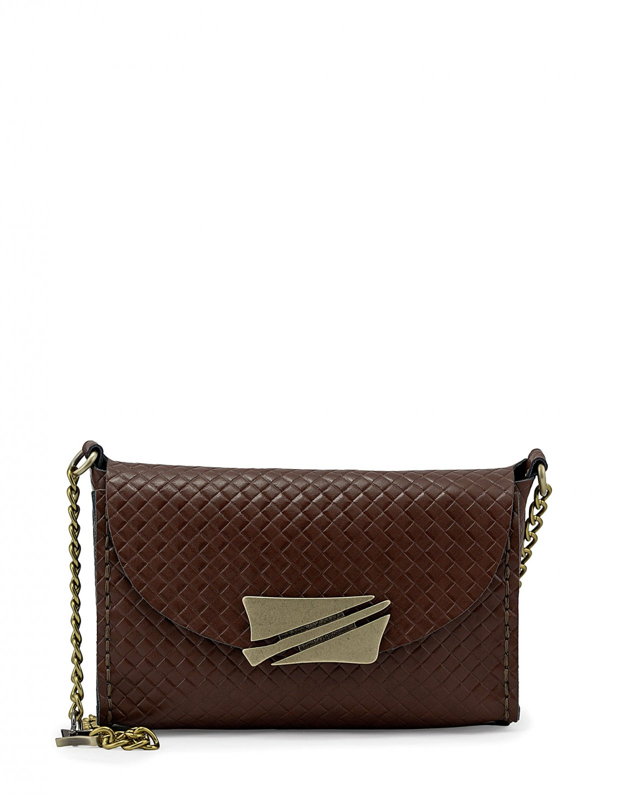 Individual Art Leather I see fire SS21 bag brown