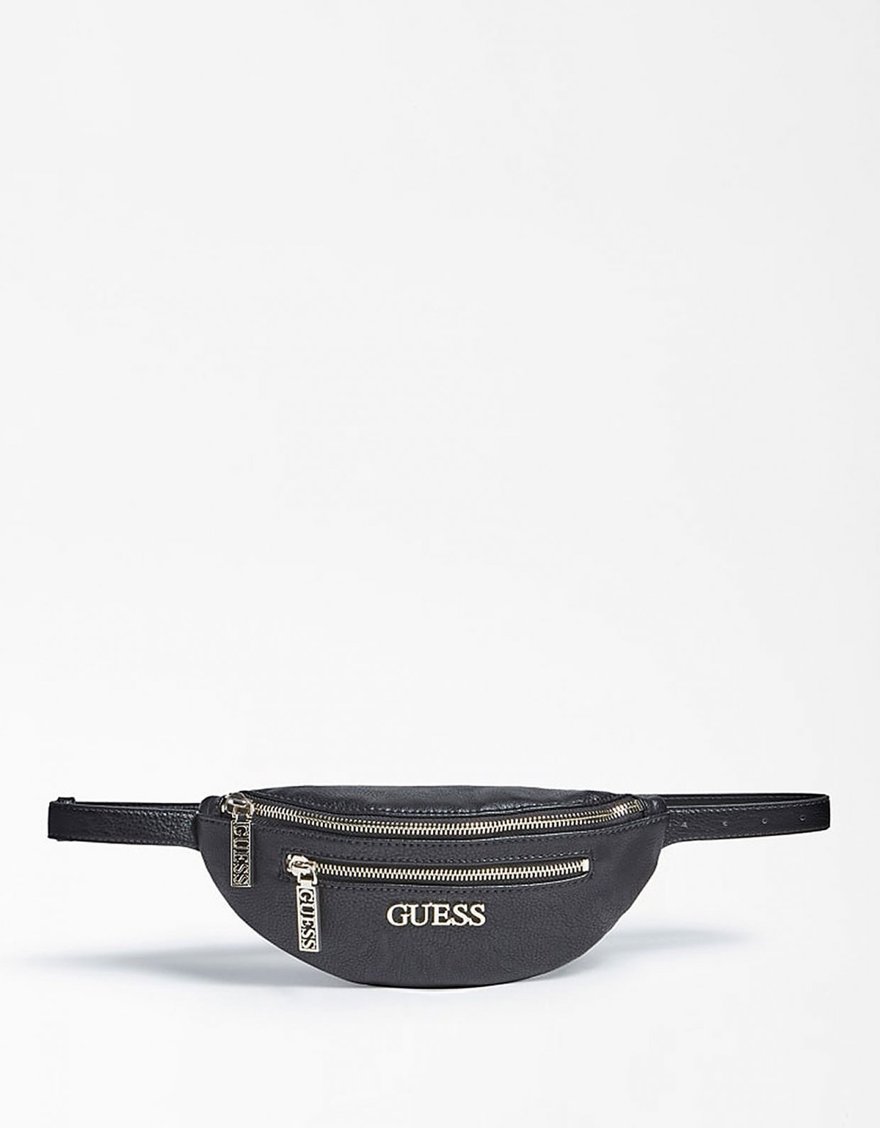 GUESS Manhattan belt bag black