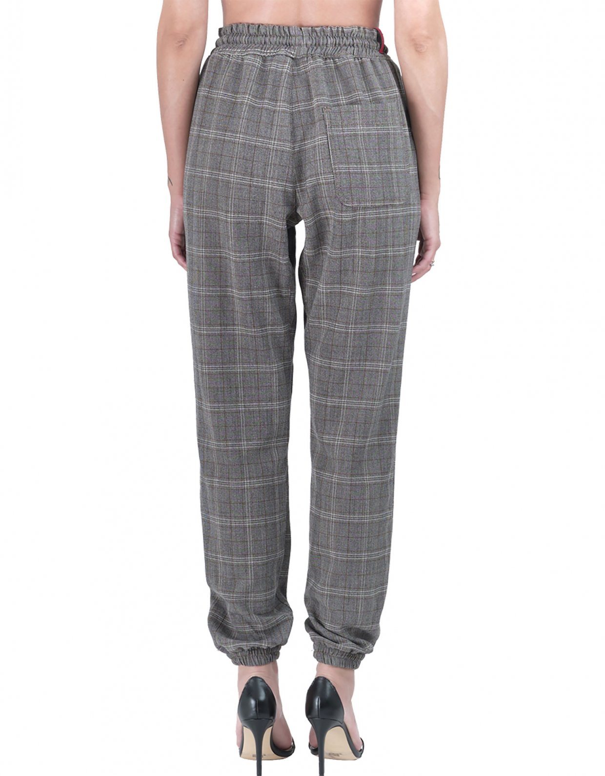Salt & Pepper Norah quadrato pants