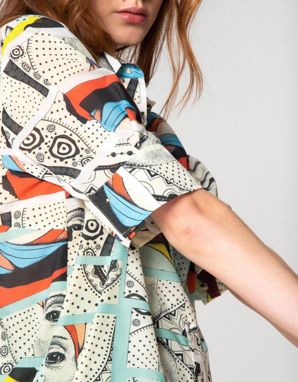 Nadia Rapti Andy short shirt/dress