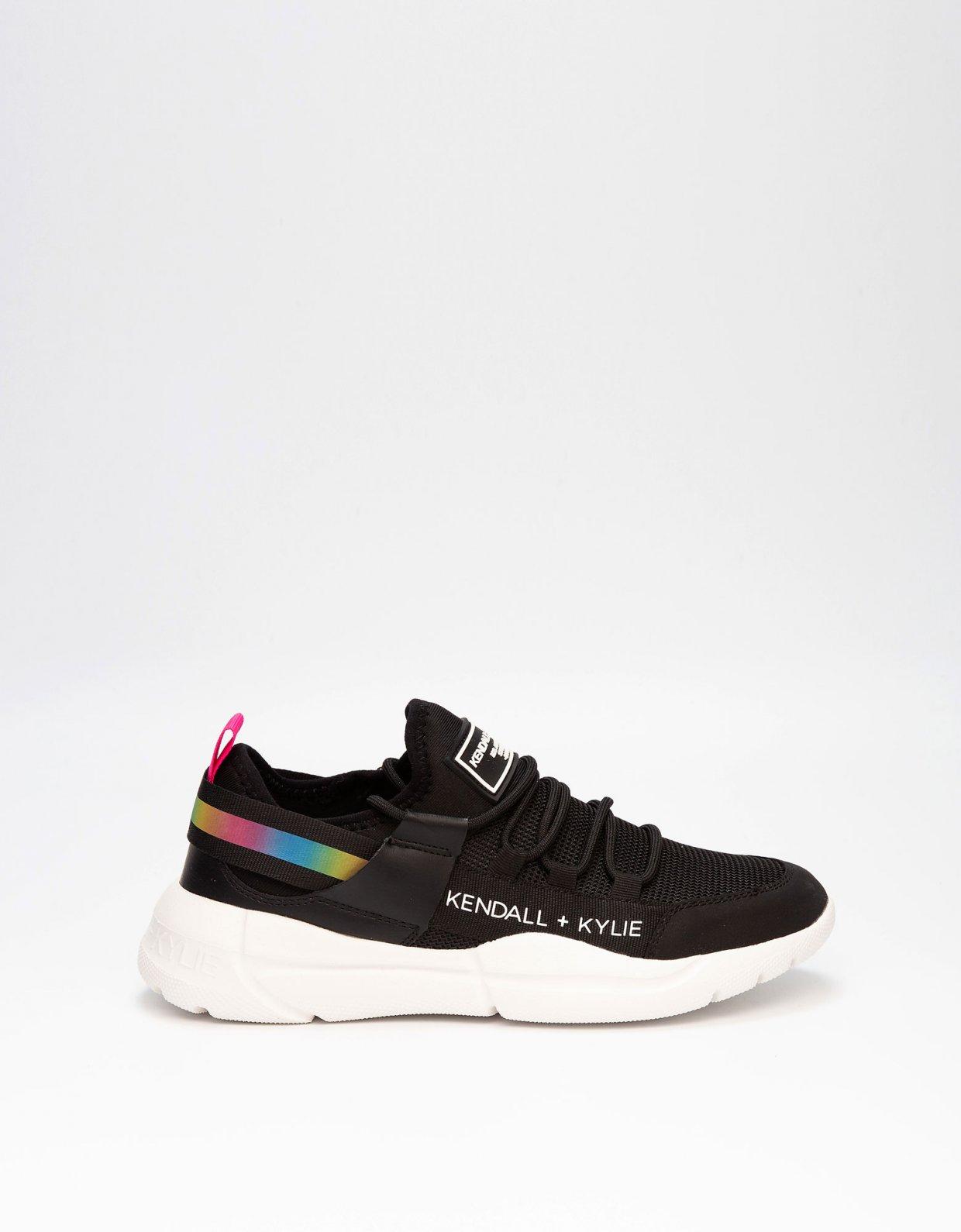 Kendall + Kylie KK Neci sneakers black