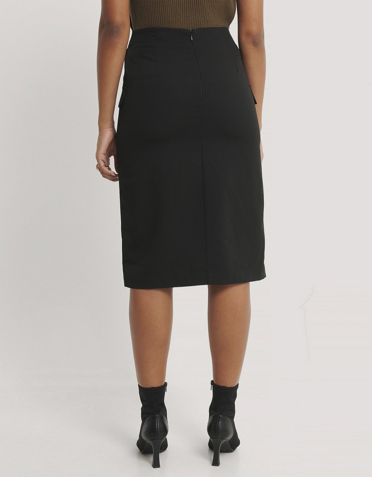NA-KD Tailored skirt