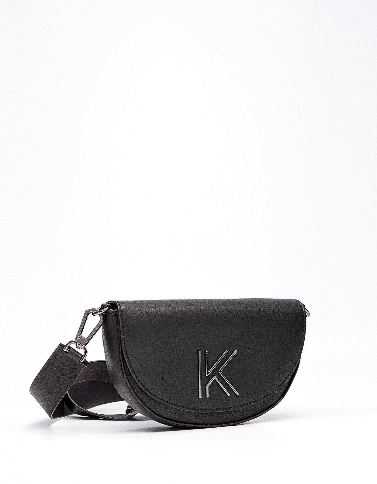 Kendall + Kylie Cynthia waist bag black